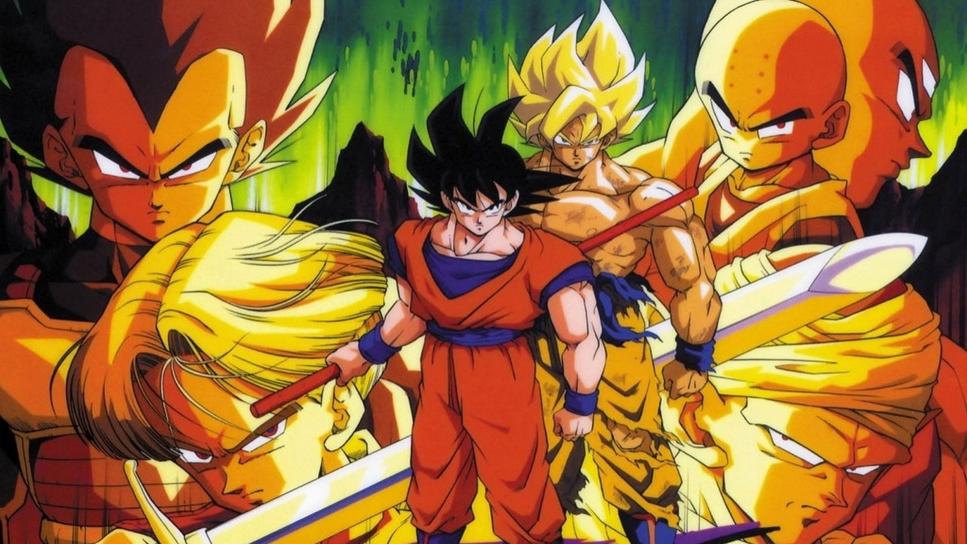 Free Download Dragonball Z Wallpapers Hd 1080p Pictures Photos