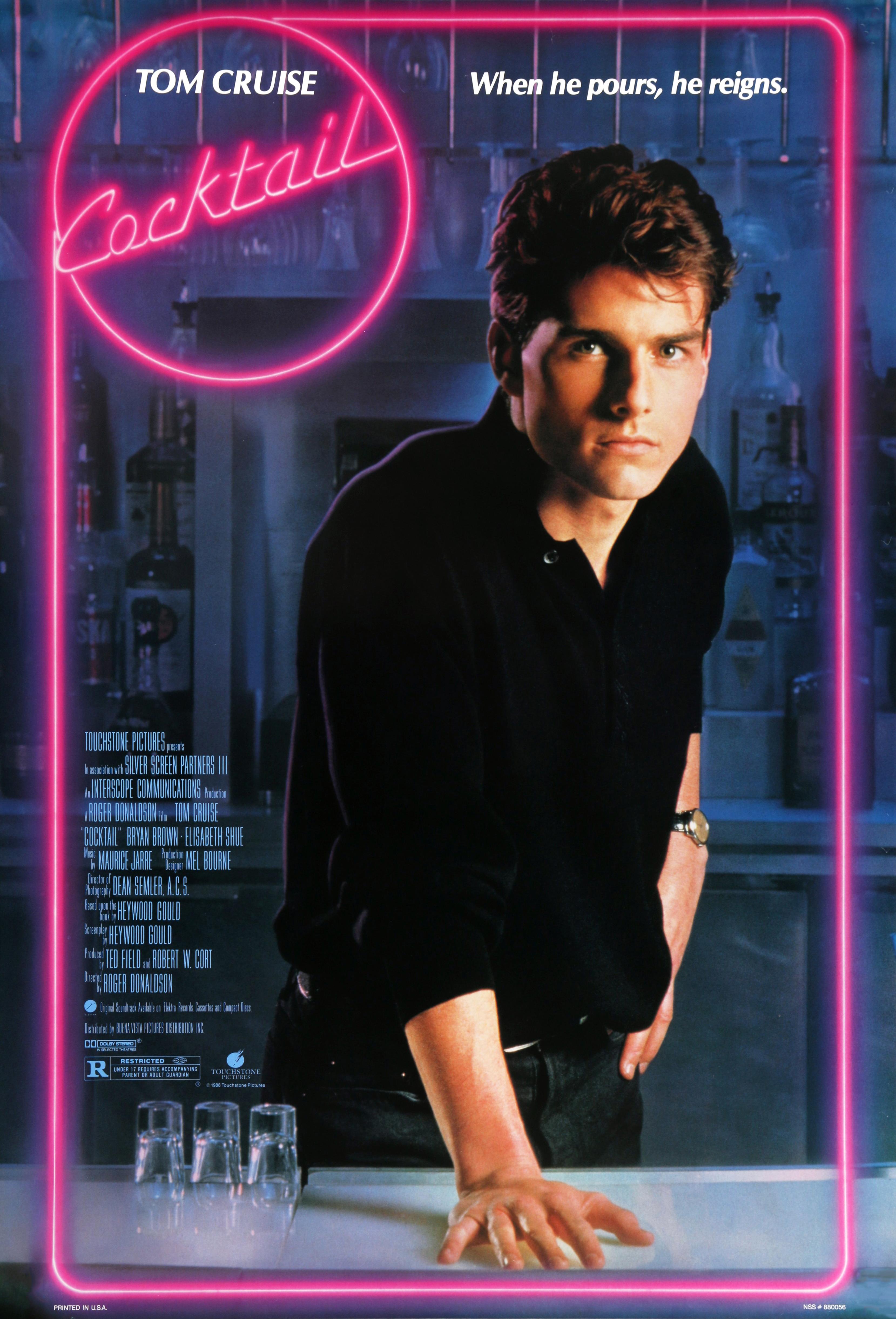 Cocktail 1988   IMDb 3318x4884