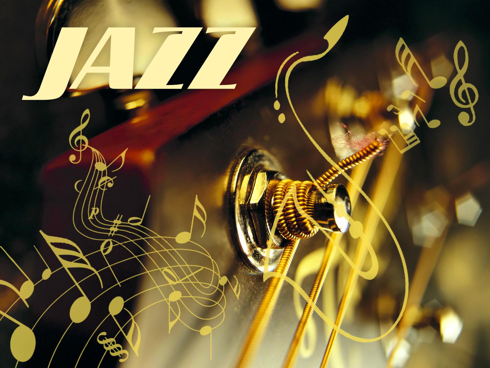 3d Jazz Music Wallpapers Wallpapersafari