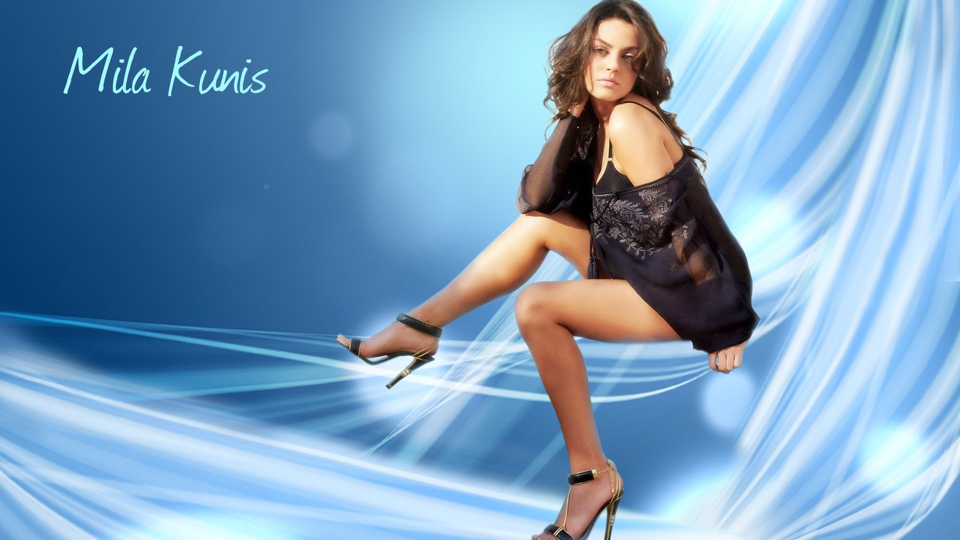 Mila Kunis Feet wallpaper 221420 1920x1080