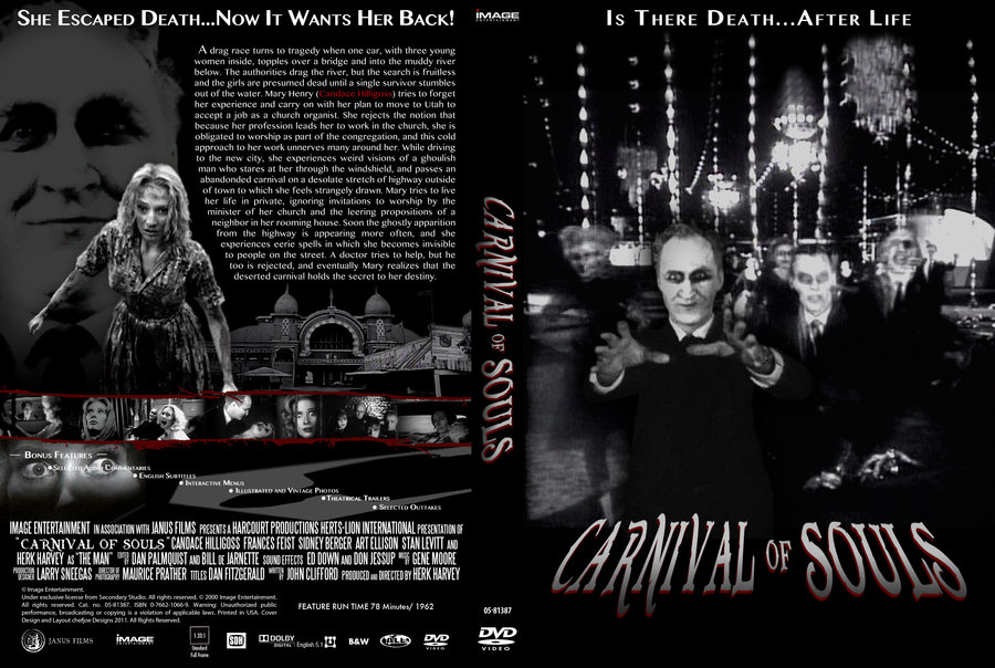 Carnival of Souls 1962 by imacmaniac 900x604