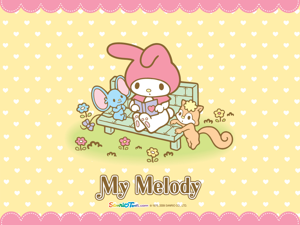 My Melody Wallpaper   My Melody Wallpaper 7789581 1024x768