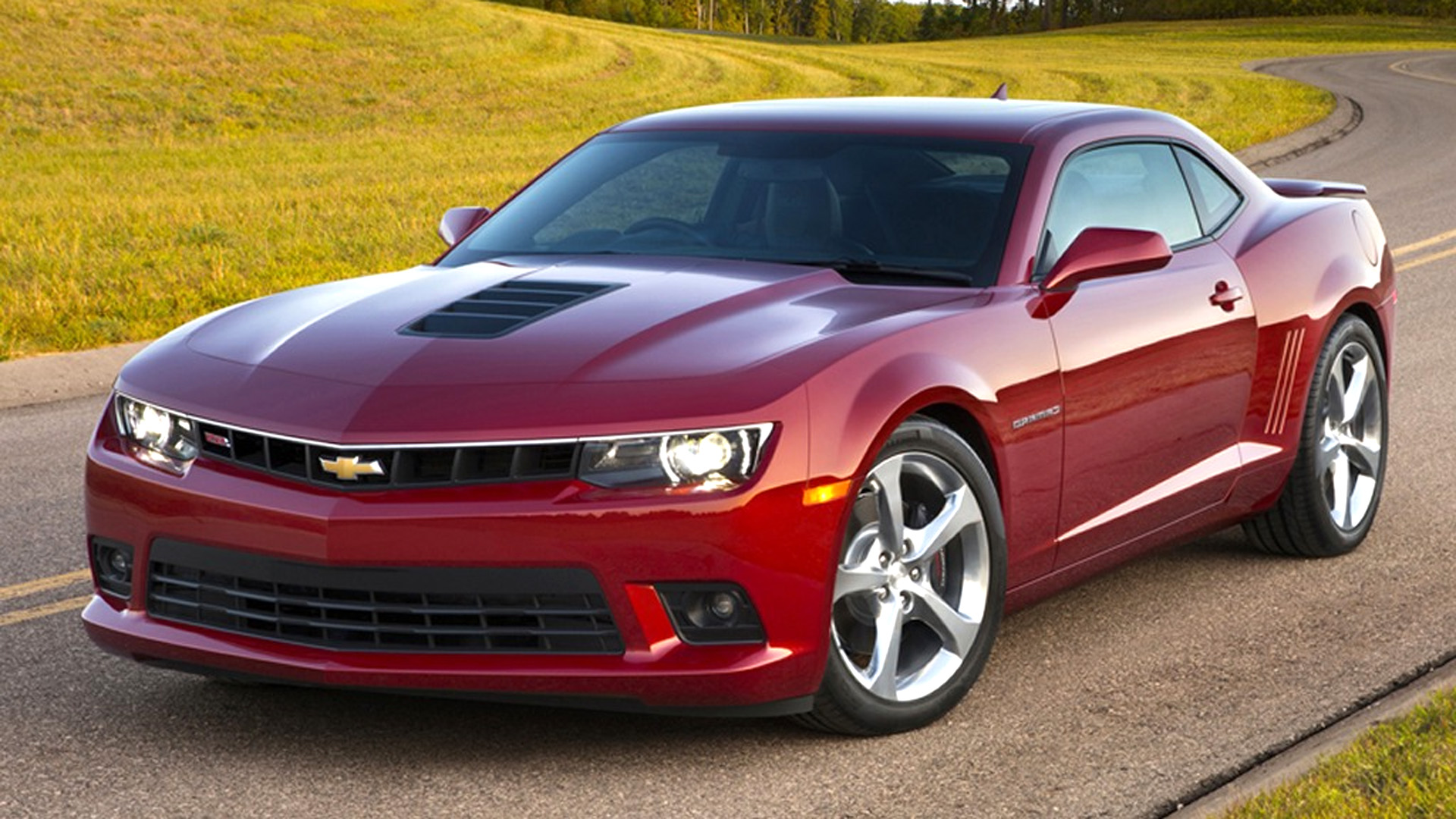 Chevrolet Camaro SS Car   Choice Wallpaper 1920x1080