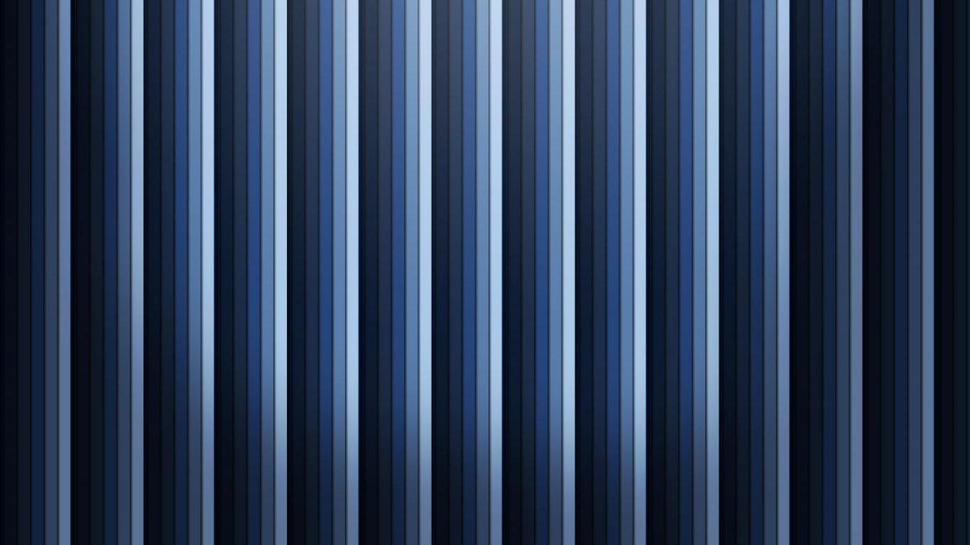 Blue Striped Wallpaper Vertical Desktop Downloads 1366x768