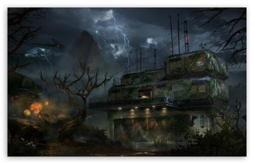 Call of duty zombies Zetsubou no shima HD desktop wallpaper 510x330