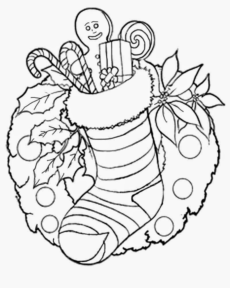 Free Christmas Colouring Pages for Adults – The Ultimate Roundup ... | 1000x800