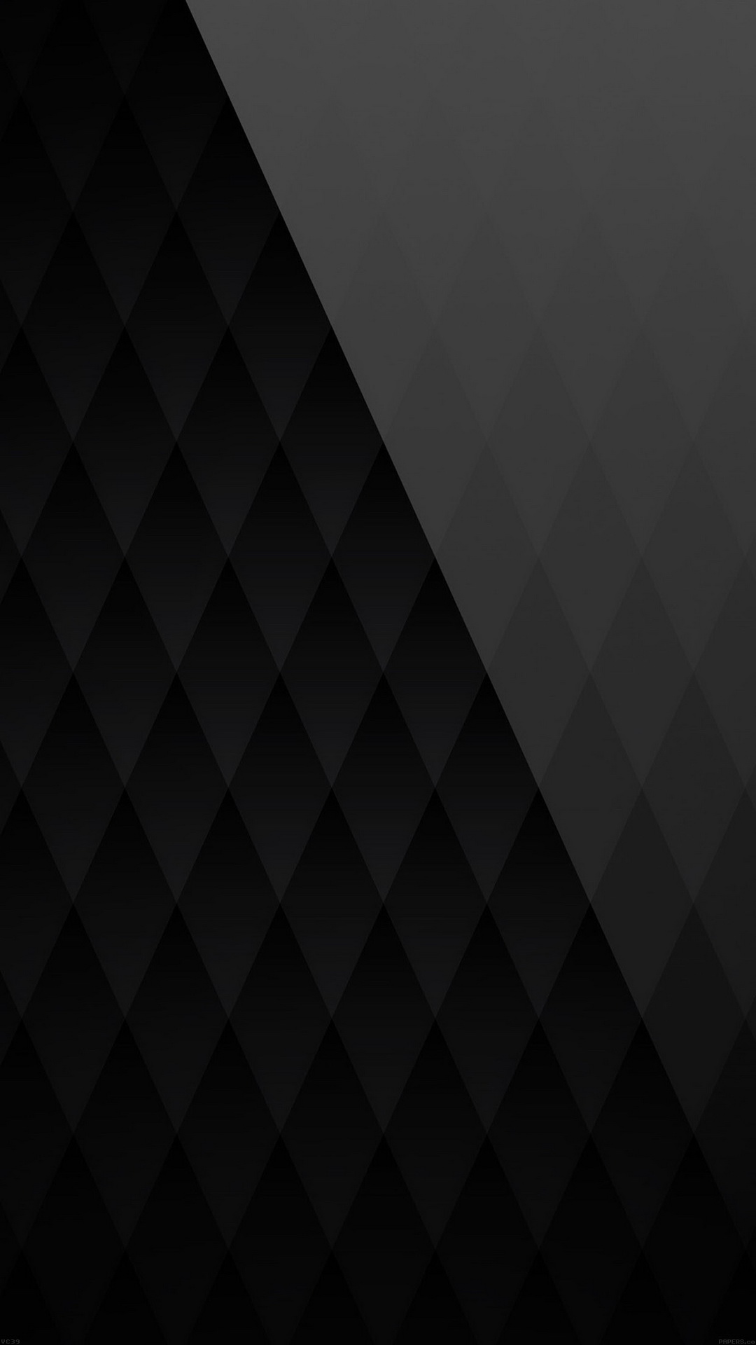 Black diamond pattern   Best HTC M9 wallpapers 1080x1920