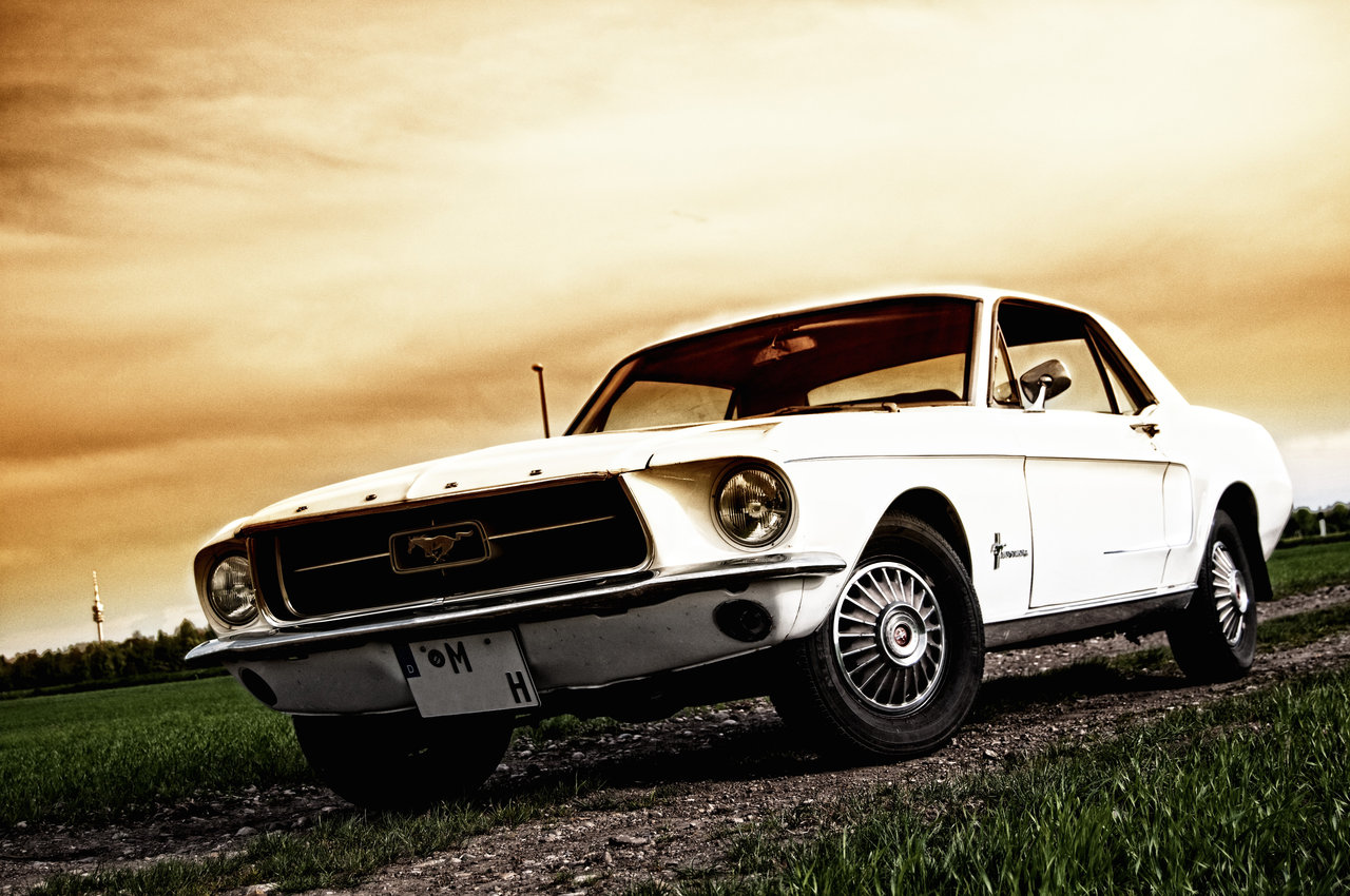 Ford Mustang 1967 Wallpapers The Art Mad Wallpapers 1280x850
