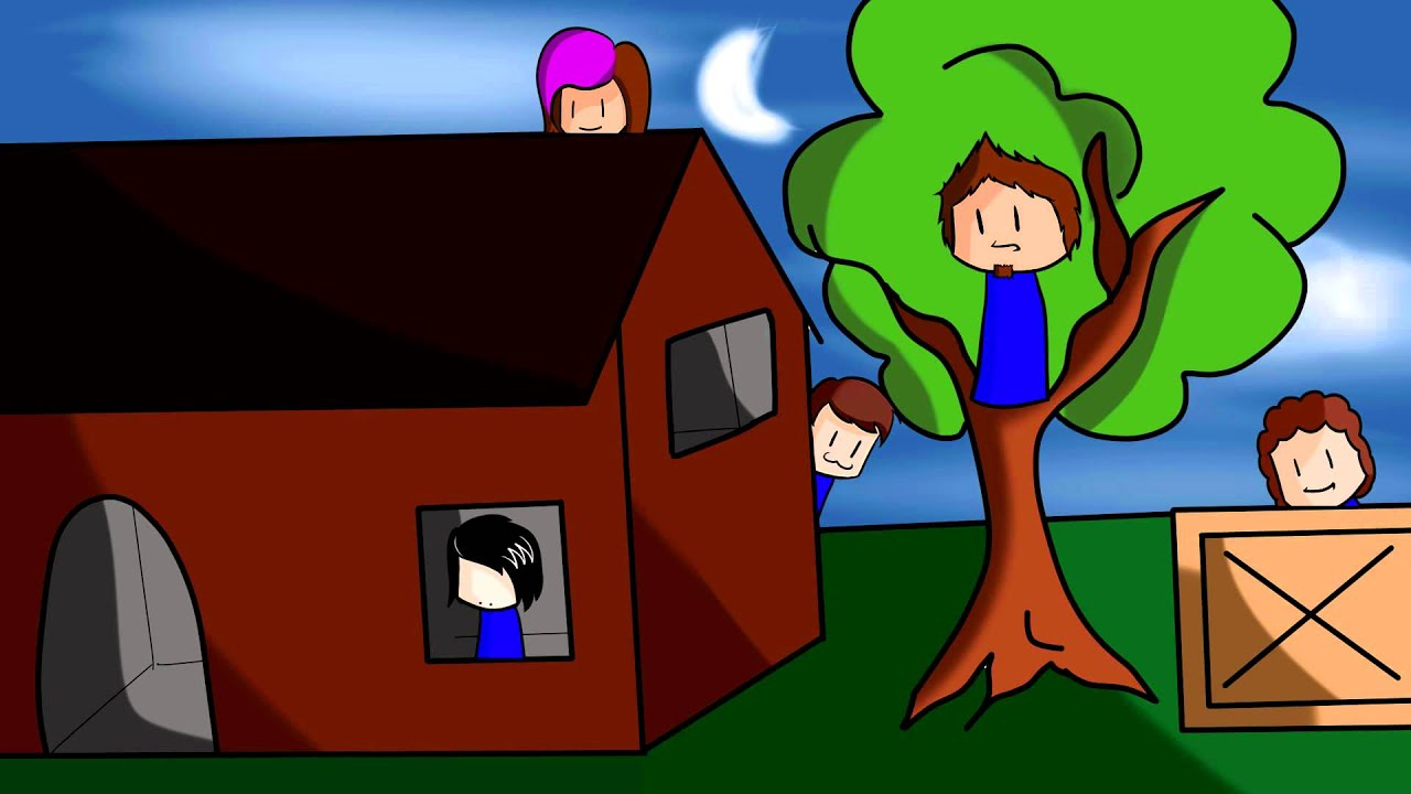 TheRPGMinx Fanimation Everyone Help Save Minx Hide and Seek 1920x1080