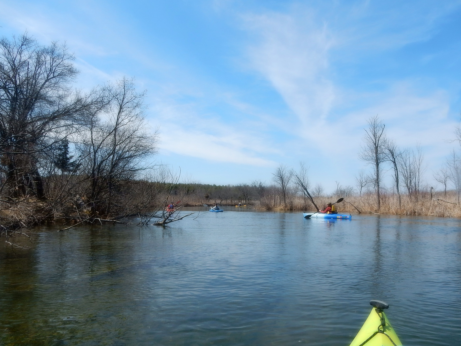 Oconomowoc River II Miles Paddled 1600x1200