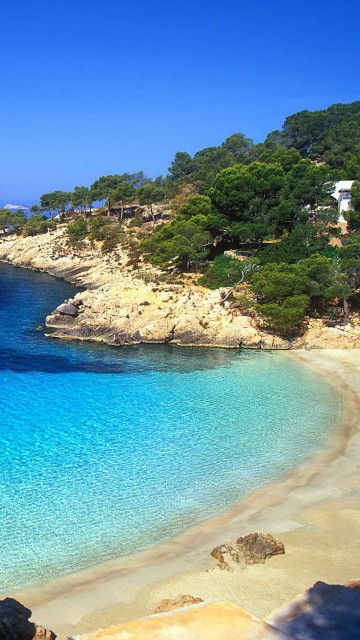 Ibiza20Beach20Landscape20Android20Wallpaper 360x640jpg 360x640