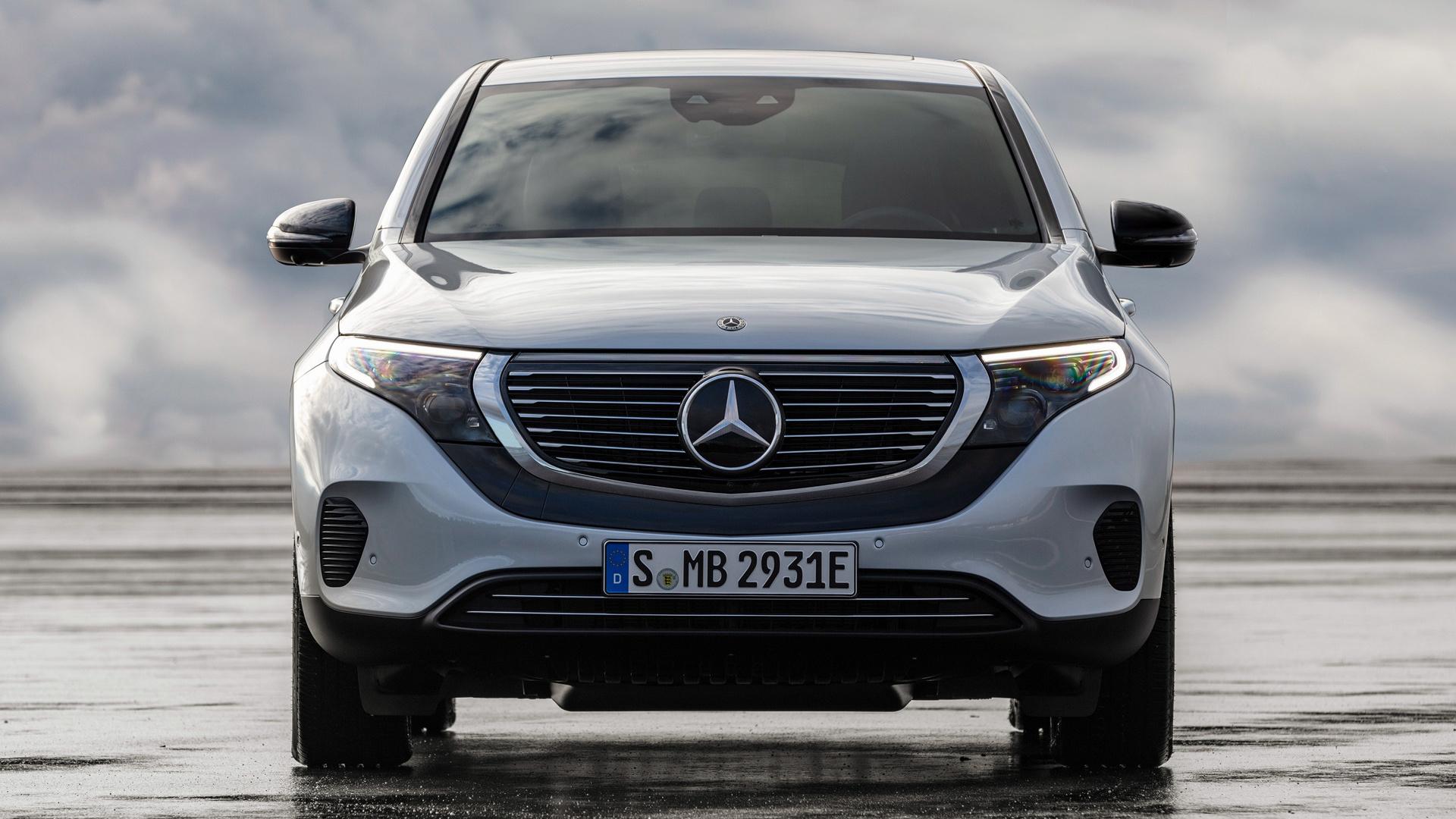 2019 Mercedes Benz EQC   Wallpapers and HD Images Car Pixel 1920x1080