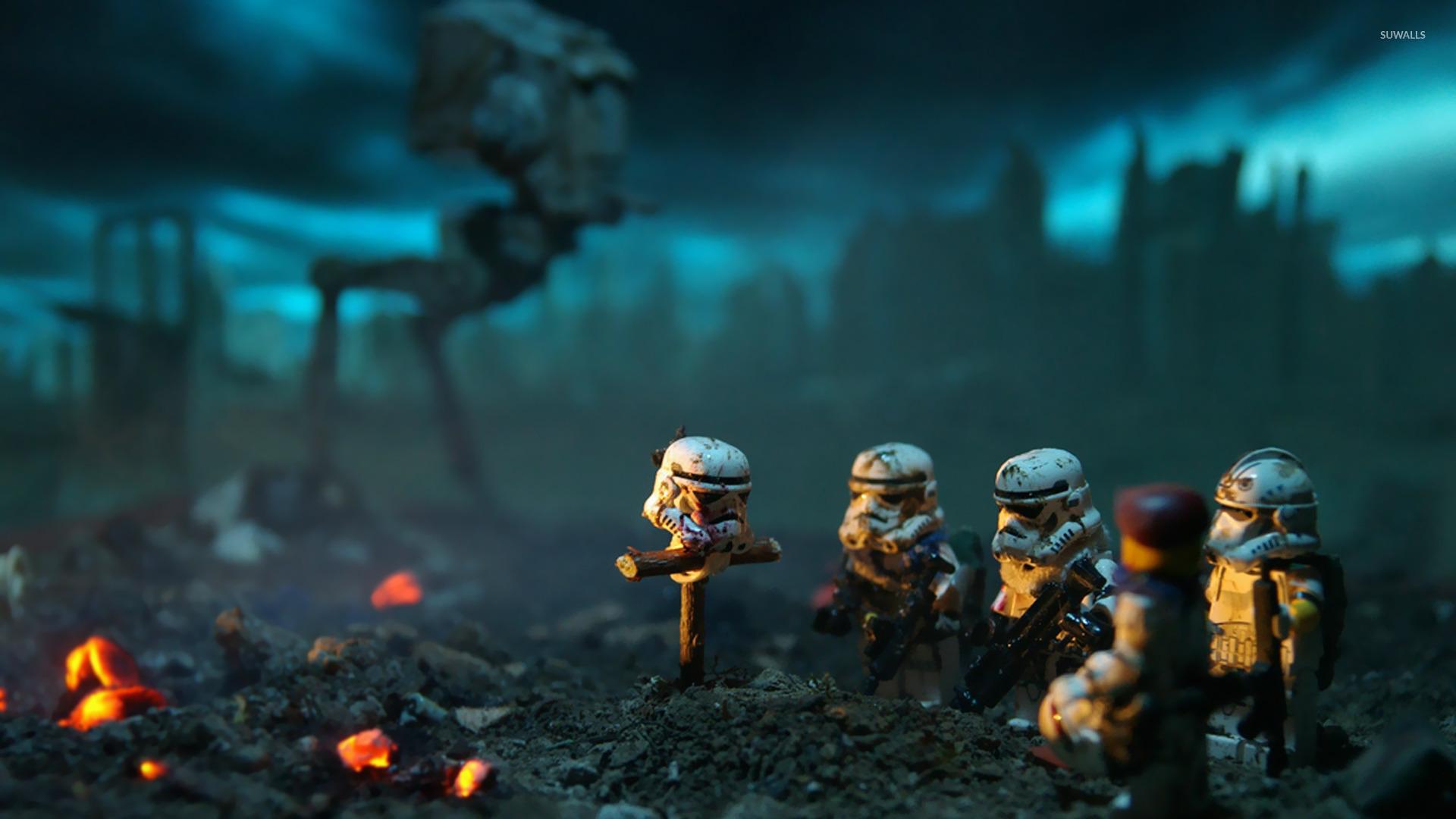 Lego Stormtrooper Wallpaper Wallpapersafari