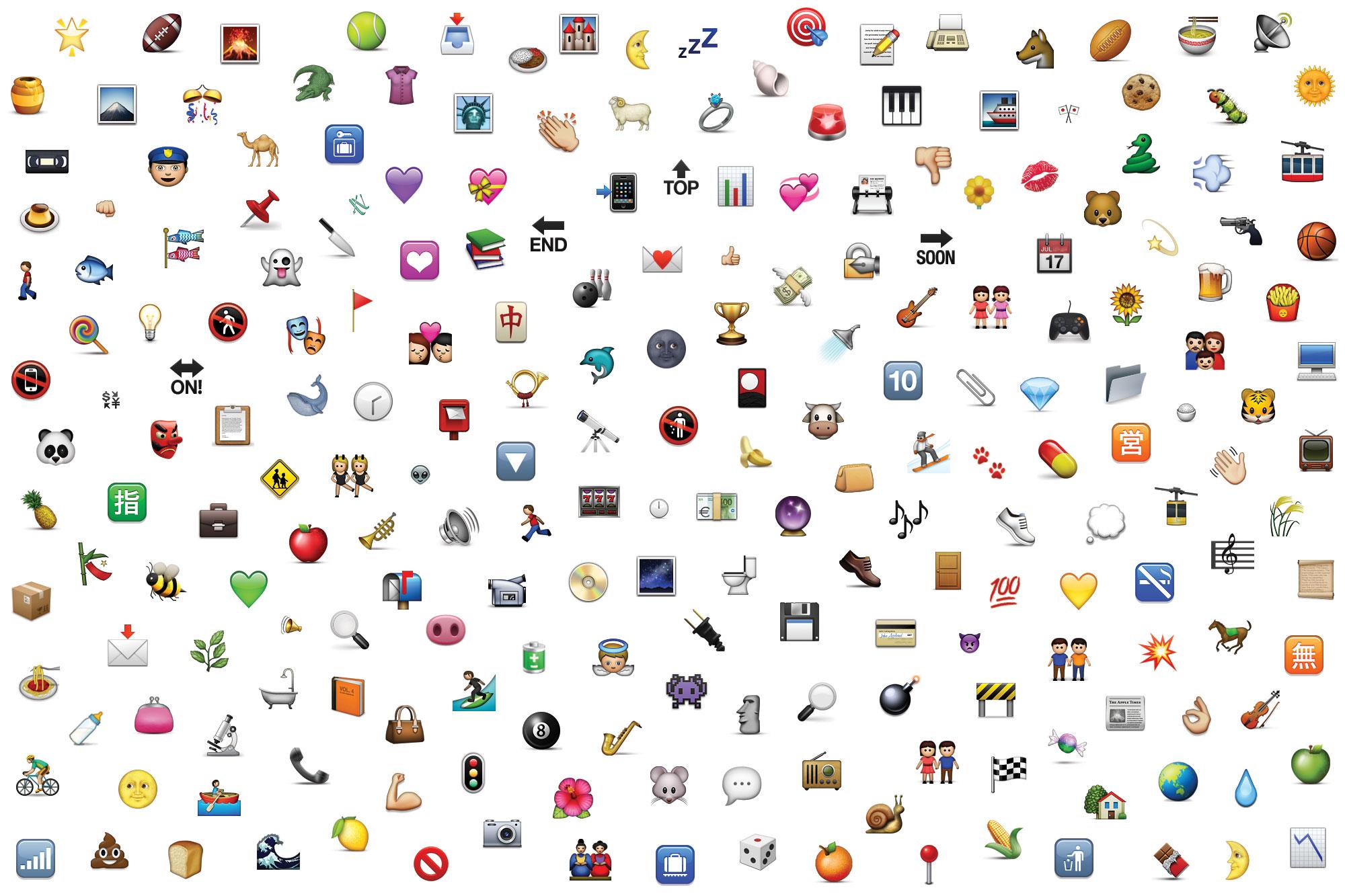 Dope Emoji Backgrounds 2000x1333