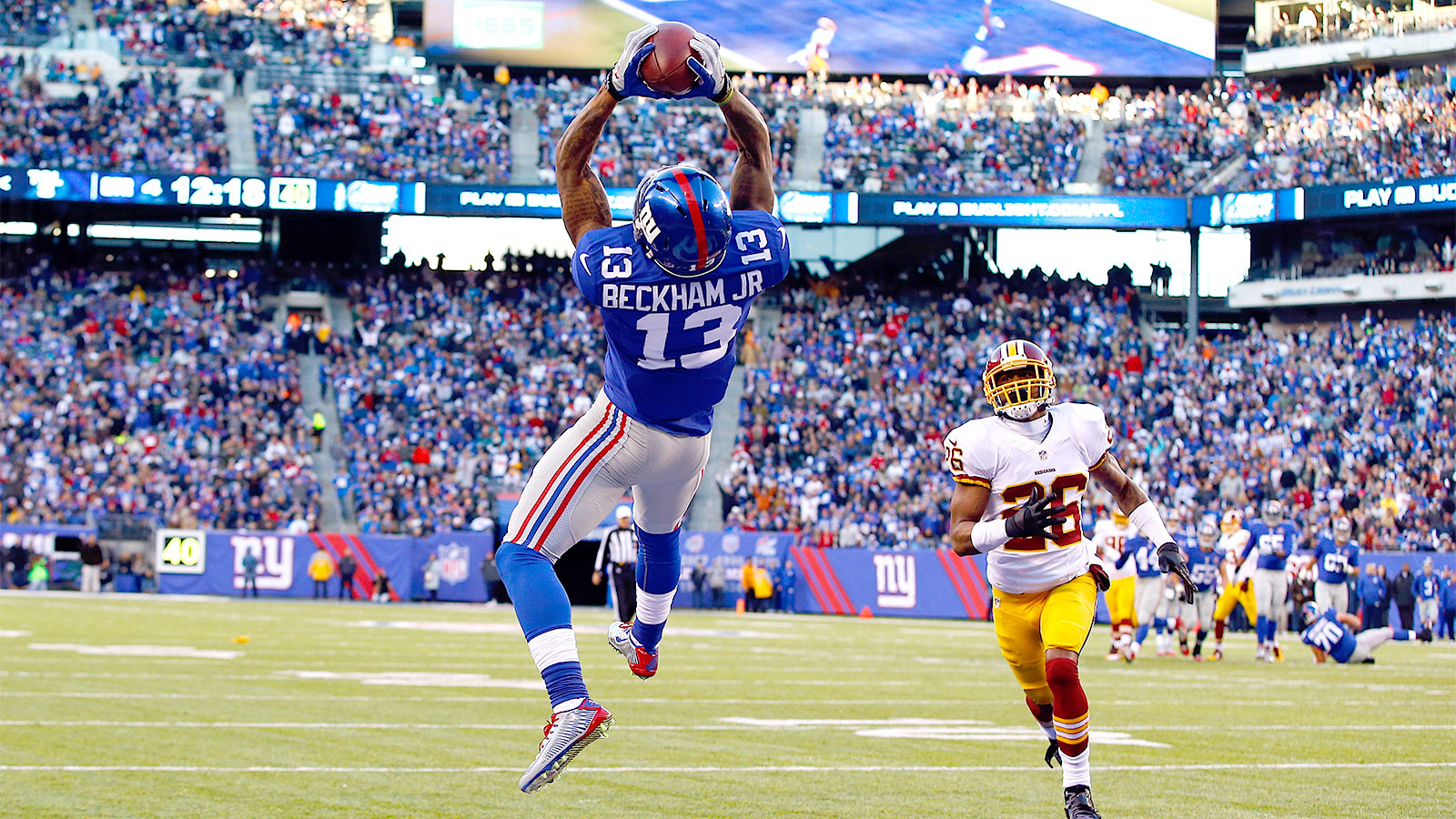 Odell Beckham Jr NFL Offensive Rookie of the Year by the4519com 1600x900