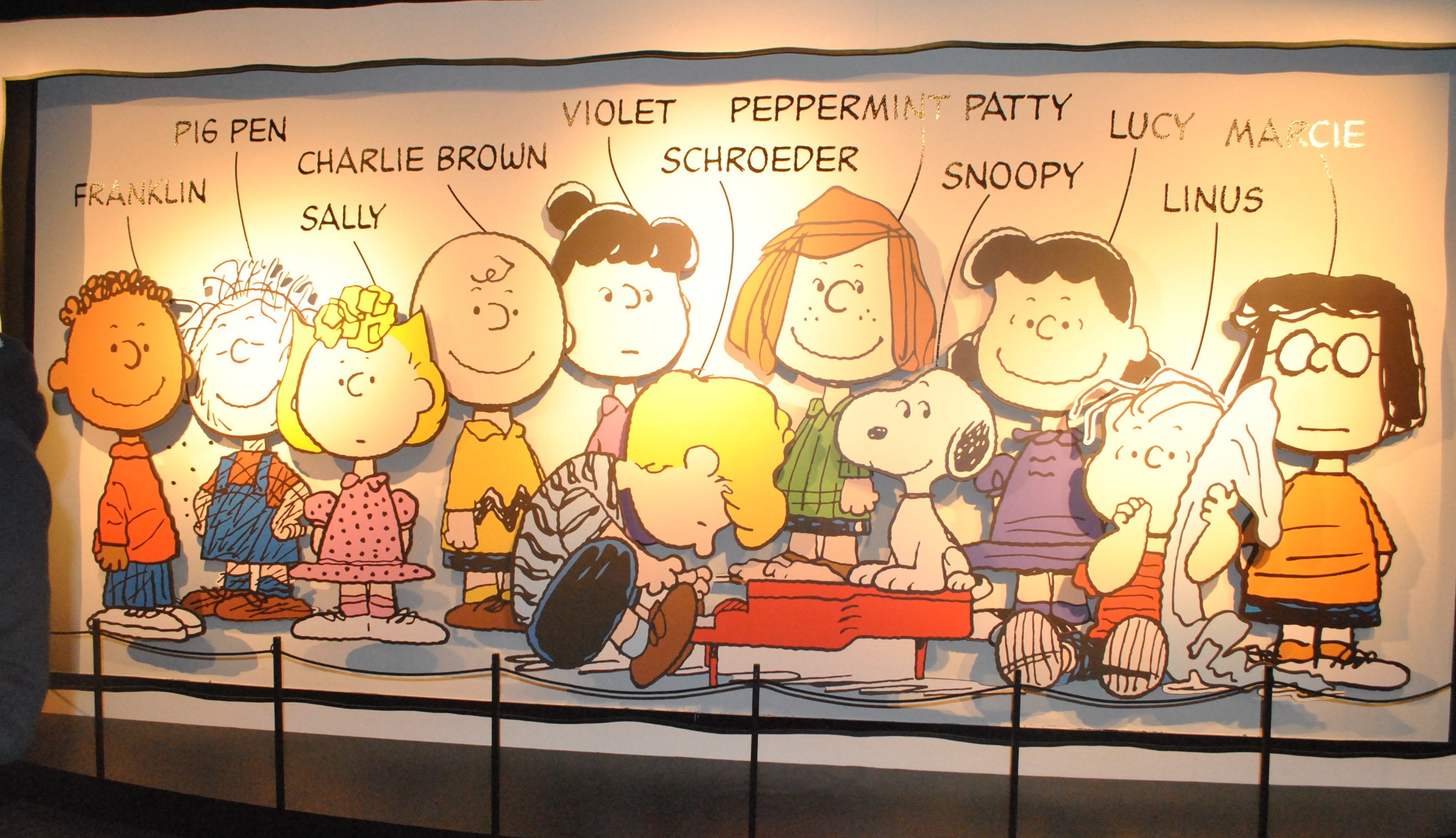 Charlie Brown and the GREAT Exhibit 2793x1608