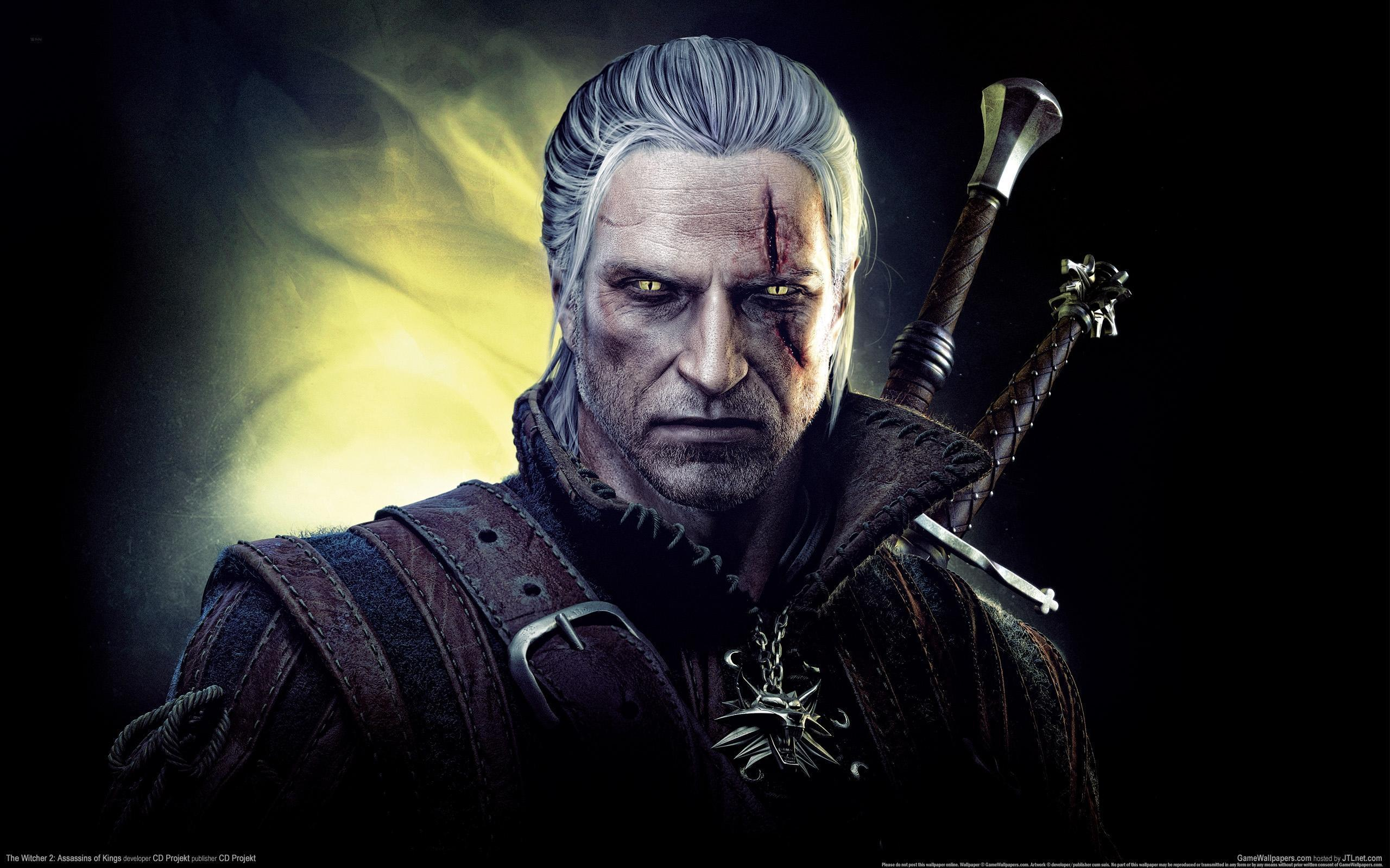 115 The Witcher 2 Assassins Of Kings HD Wallpapers Background 2560x1600