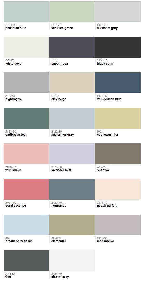 benjamin moore color trends 2014 556x1091