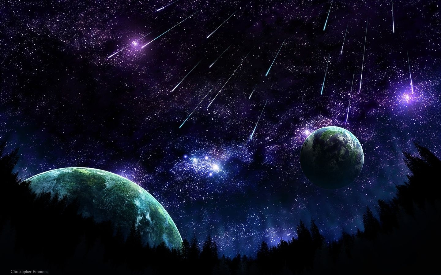 Download Space High Resolution Wallpapers 1440x900