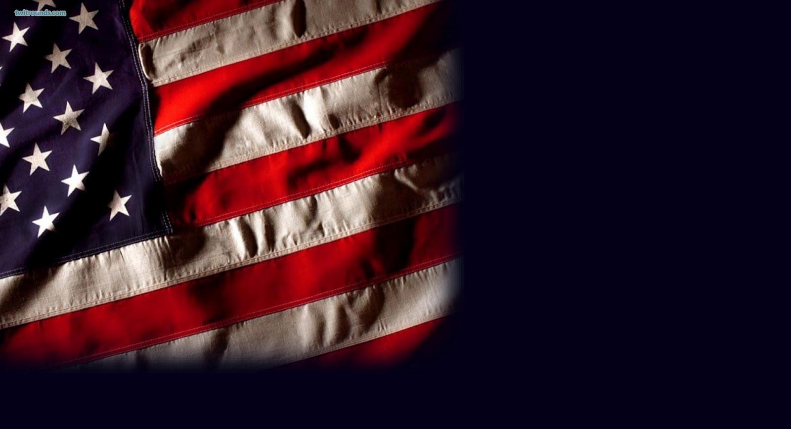 American Flag 1600x867
