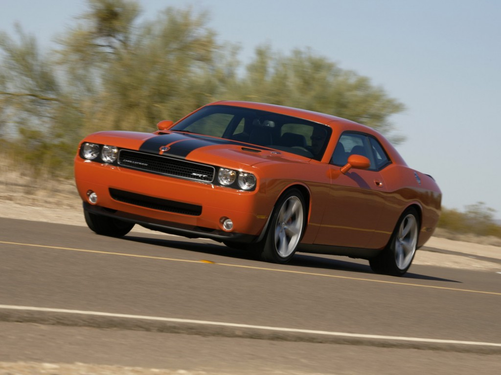 Dodge Challenger SRT8 photos and wallpapers   tuningnewsnet 1024x768