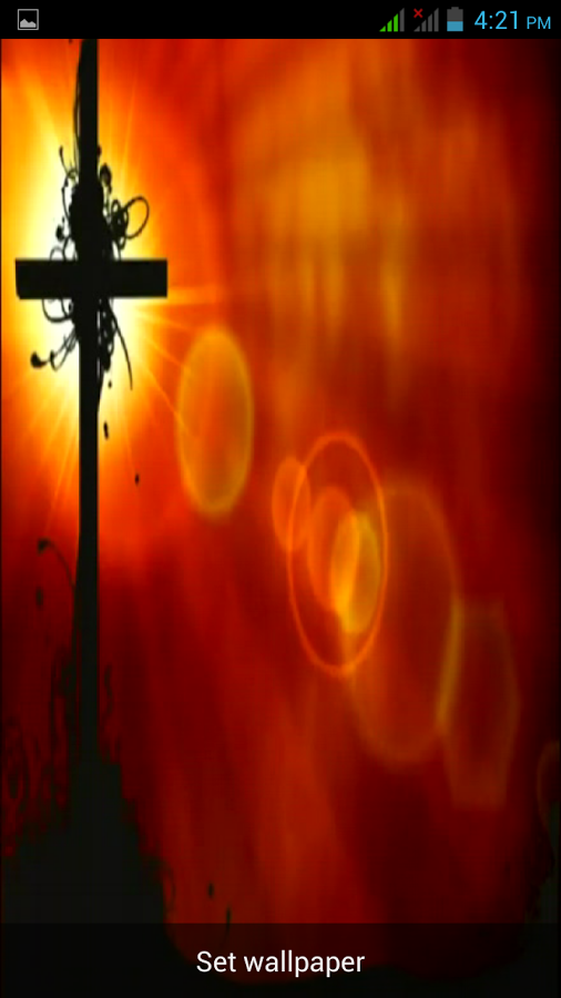 Awesome Cross Live Wallpaper screenshot thumbnail 0 506x900