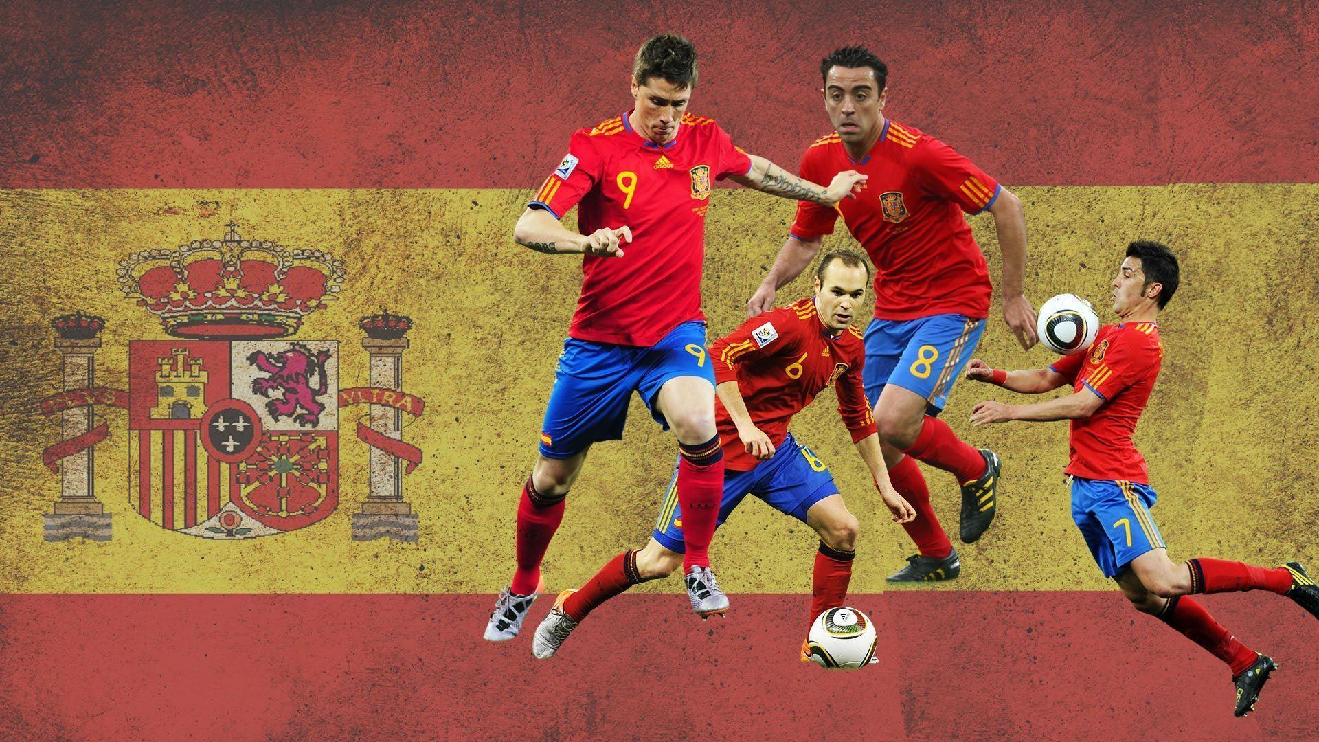 Spain National Team Wallpapers 2016 1920x1080