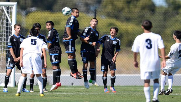Marquis White teaches on and off field lessons San Jose Earthquakes 620x350