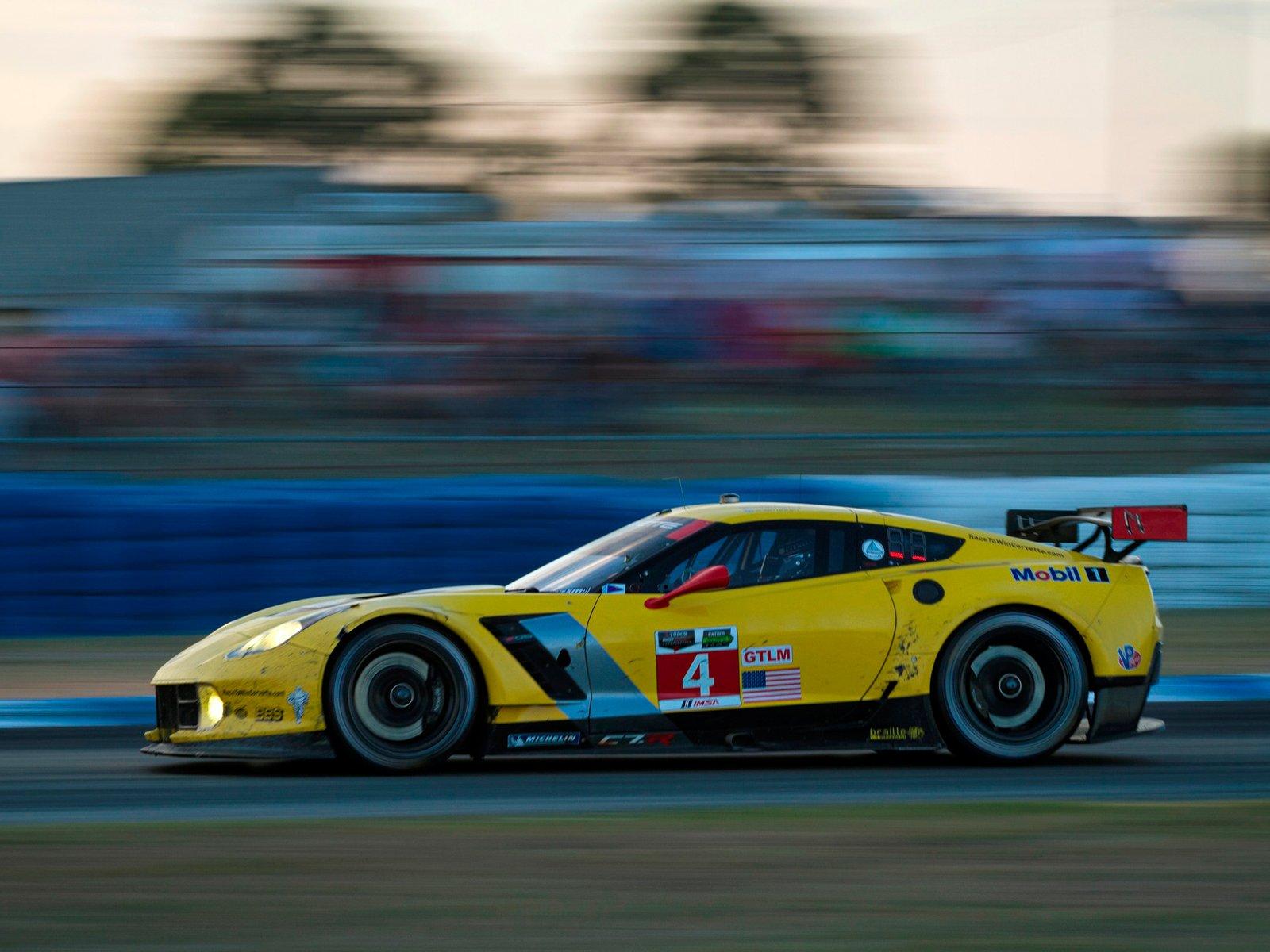 Corvette C7R GT2 DA 7 race racing supercar h wallpaper background 1600x1200