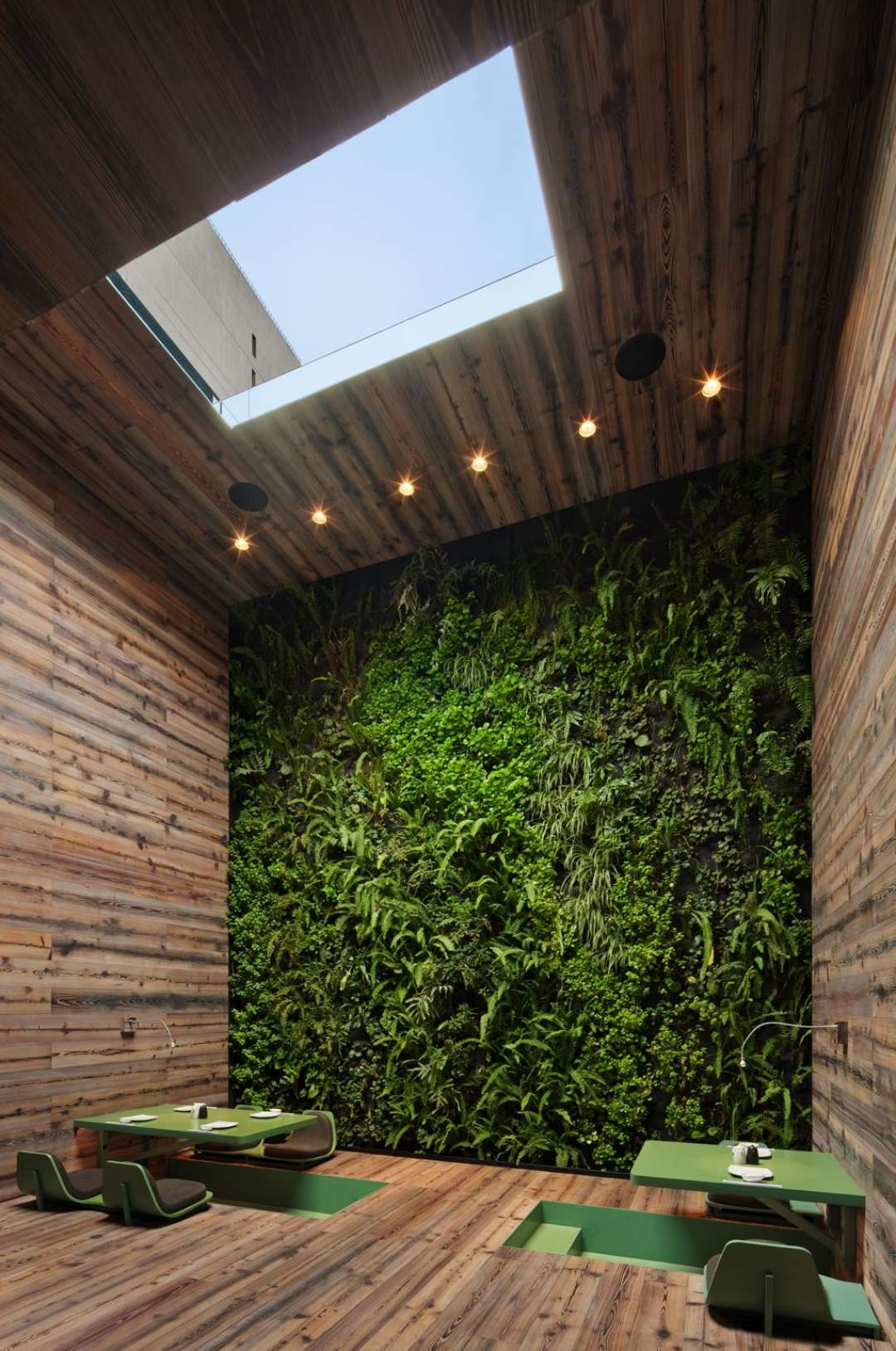 Go Green 5 Amazing Living Feature Walls FEATHR 1080x1629
