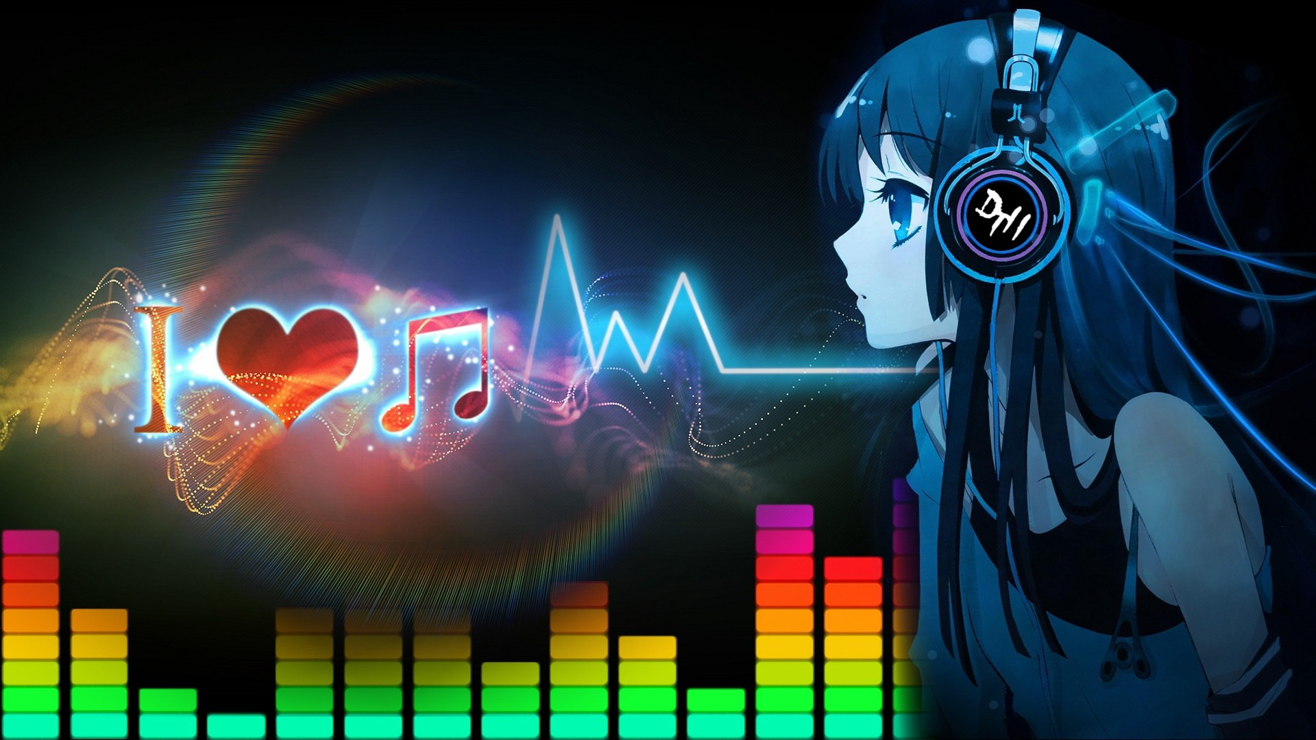 Anime Music Wallpaper - WallpaperSafari