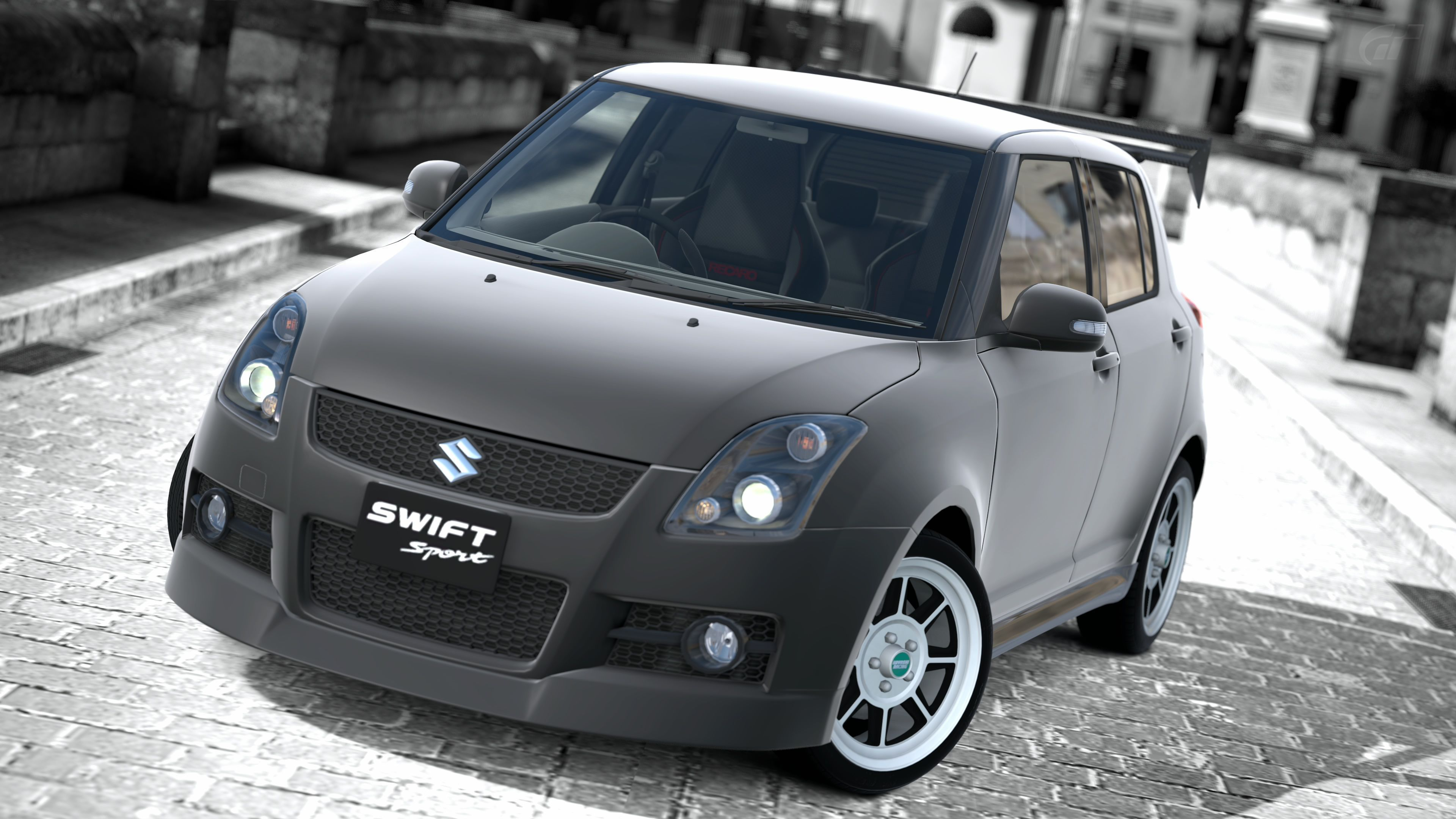 Suzuki Swift Sport Wallpapers And Backgrounds 3840x2160