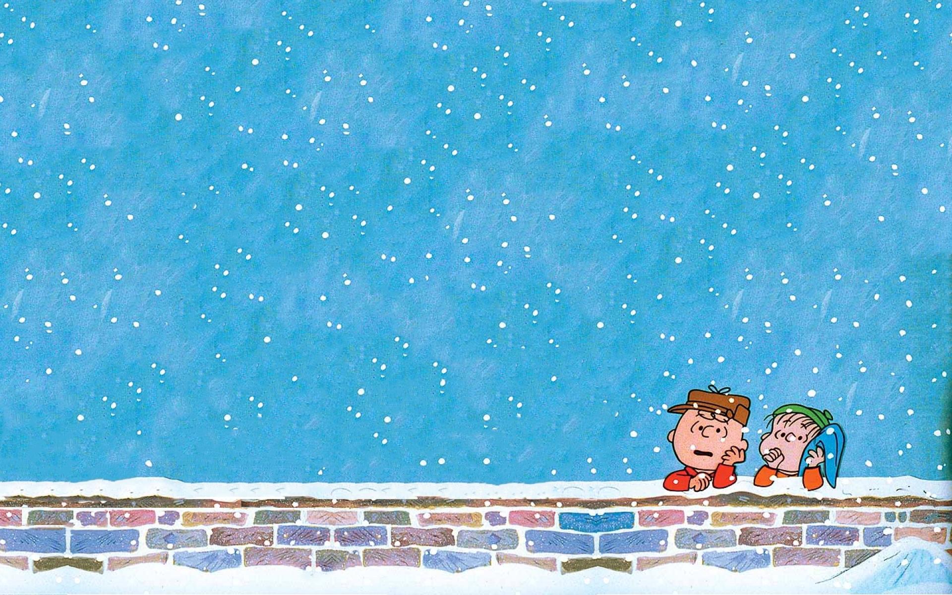 Peanuts Winter Wallpaper - WallpaperSafari