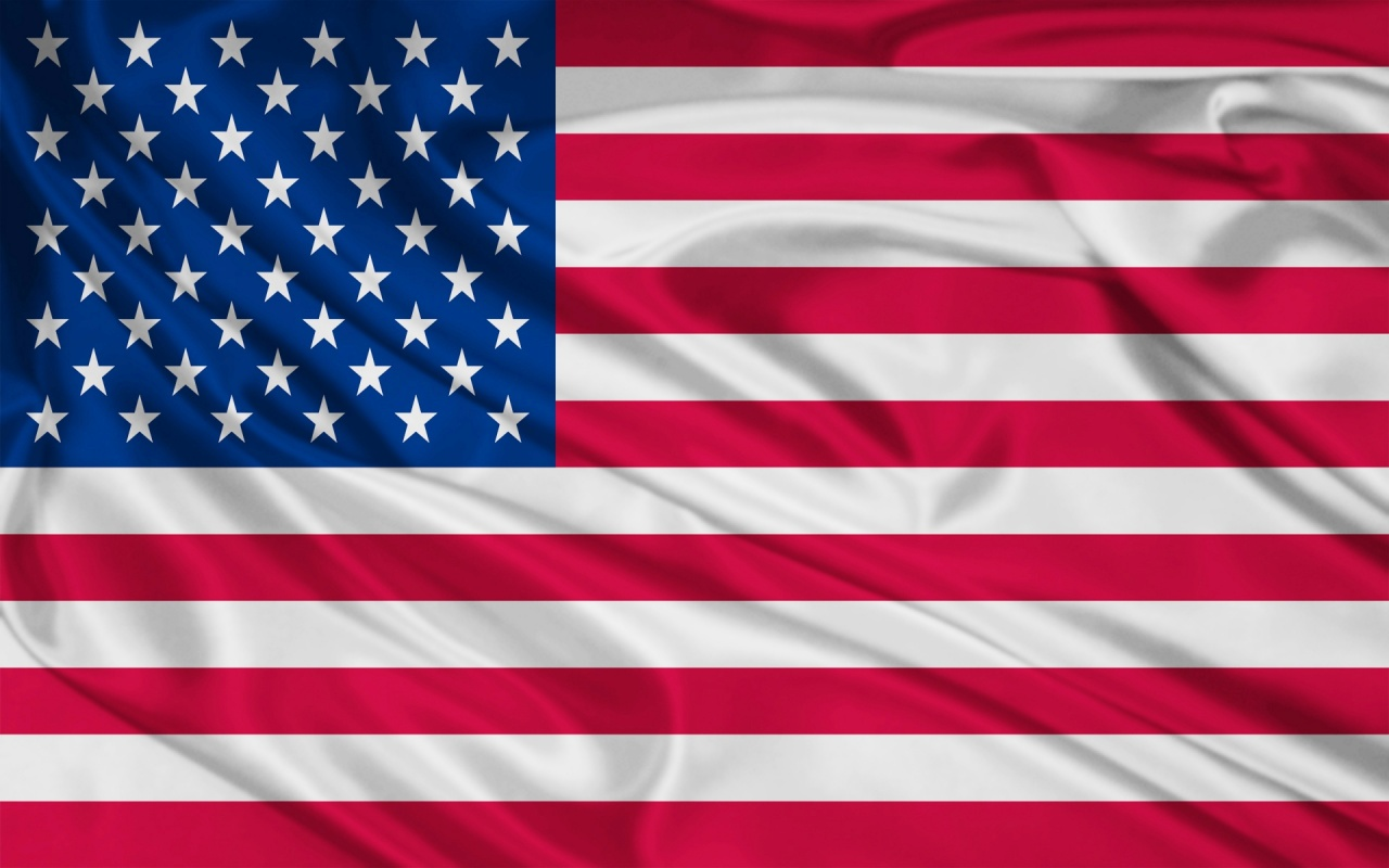 1280x800 United States Flag desktop PC and Mac wallpaper 1280x800