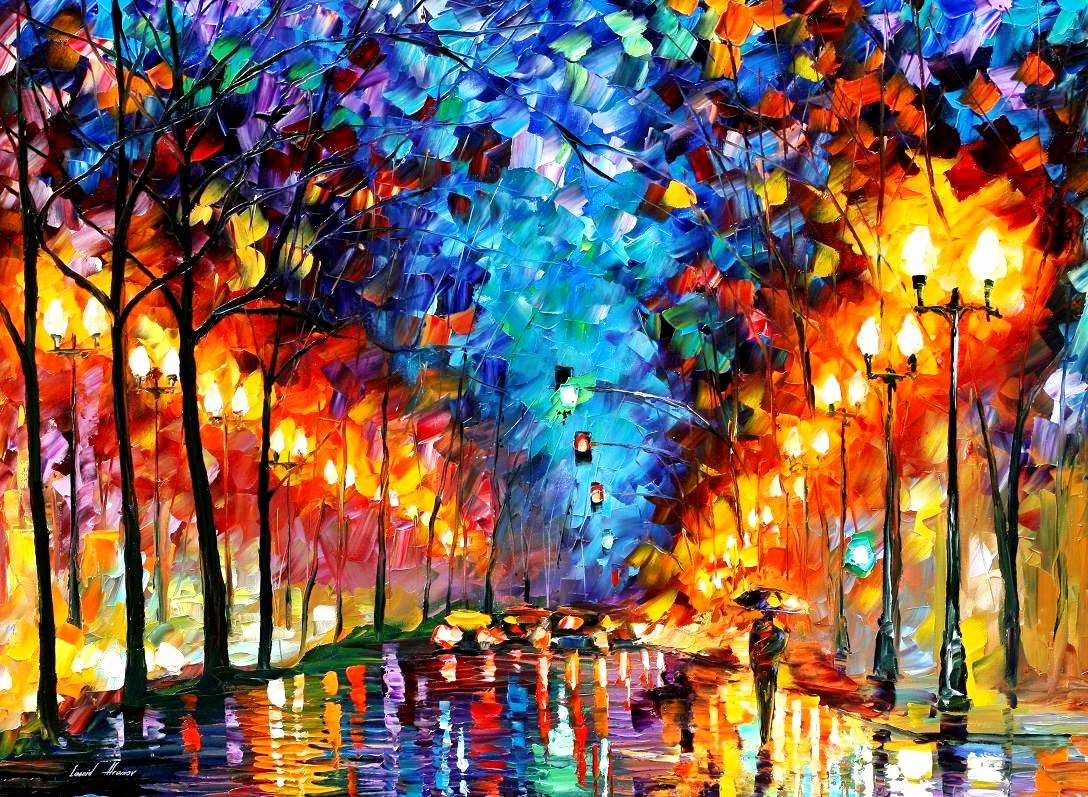 Leonid Afremov Wallpapers Wallpaper Cave 1088x797
