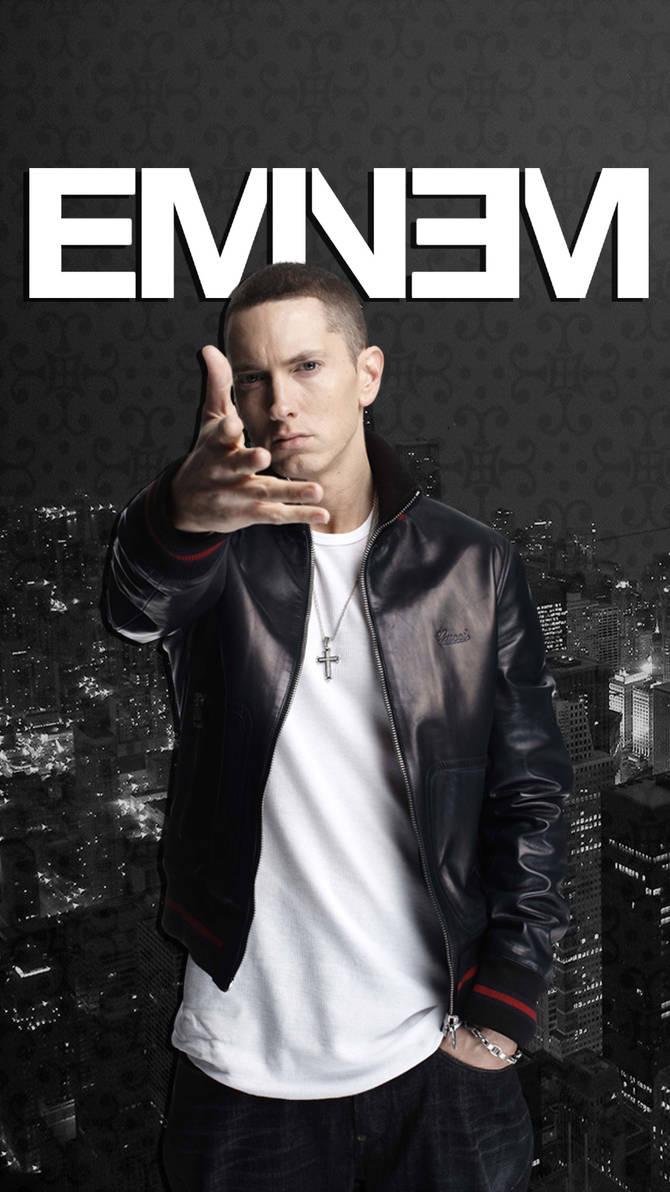 Eminem Wallpaper by Puebloz 670x1192