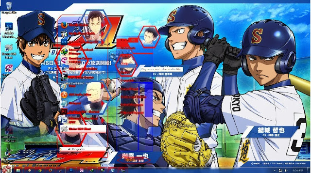 Free Download Back Gallery For Ace Of Diamond Anime Wallpaper