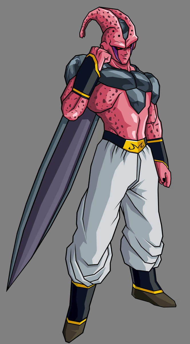 DRAGON BALL Z WALLPAPERS Super buu cell 665x1201
