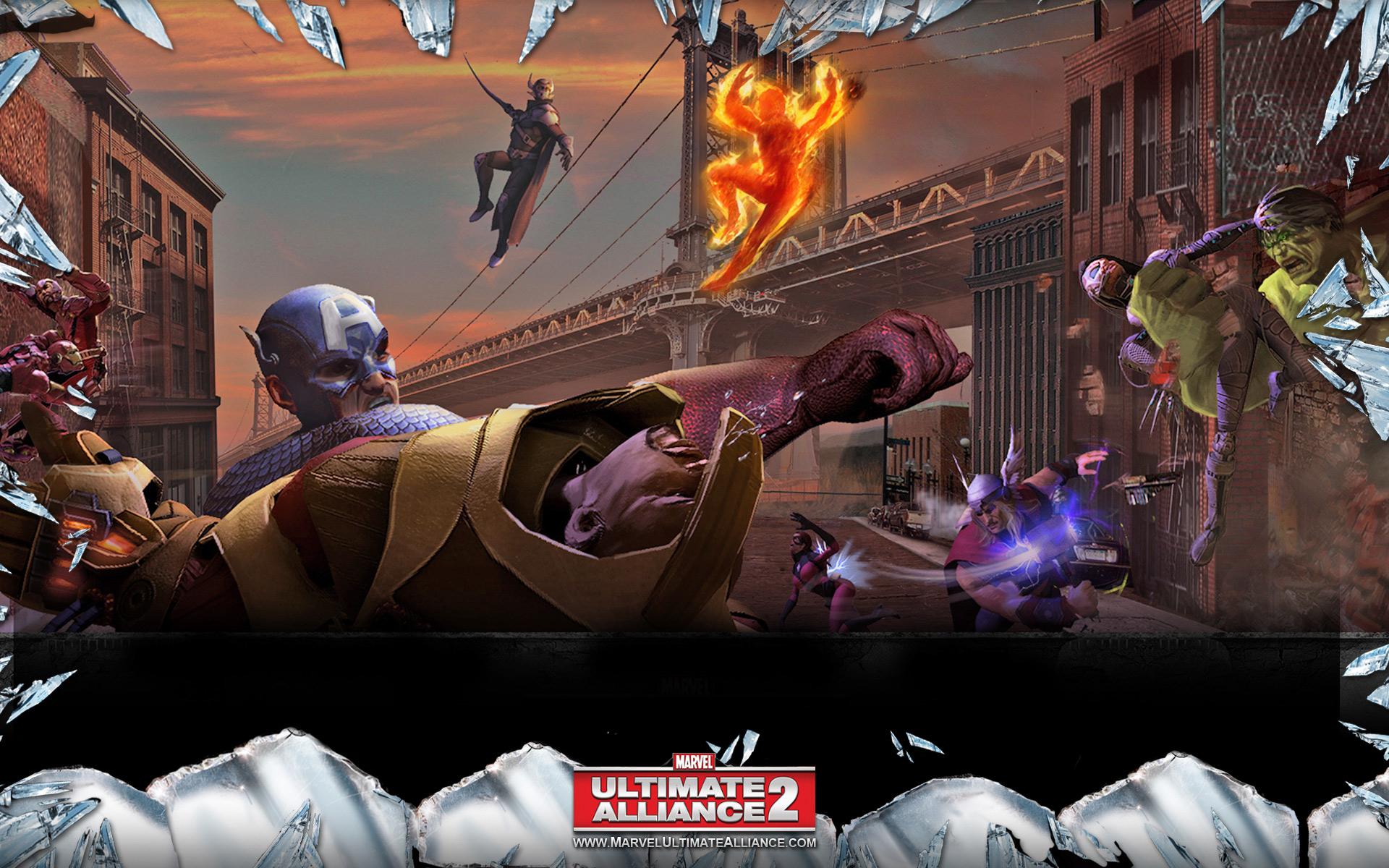 wallpaper alliance ultimate - photo #14