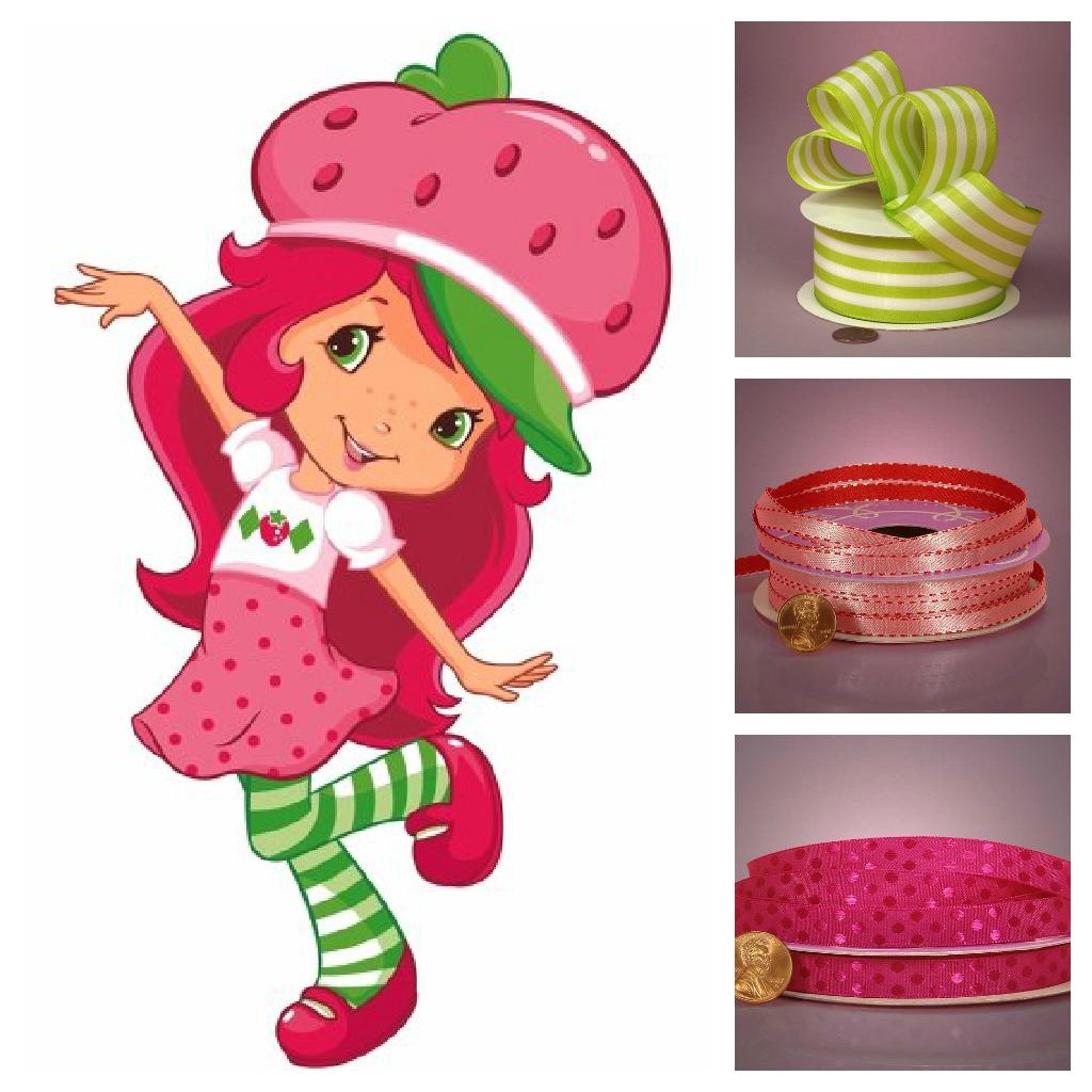 Strawberry Shortcake 1024x1024