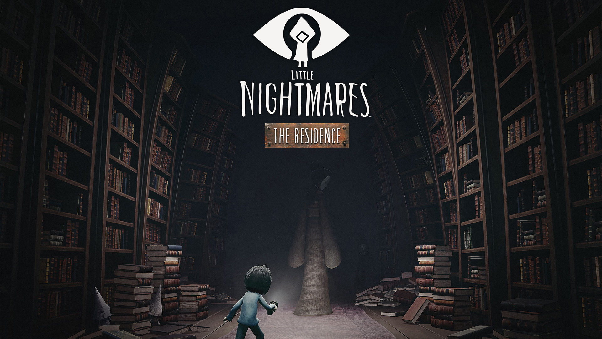 The Residence DLC Wallpaper from Little Nightmares gamepressurecom 1920x1080