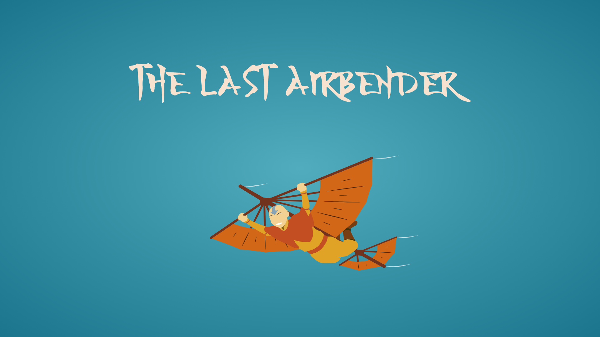 Humans Cant Fly   ATLA wallpaper TheLastAirbender 1920x1080