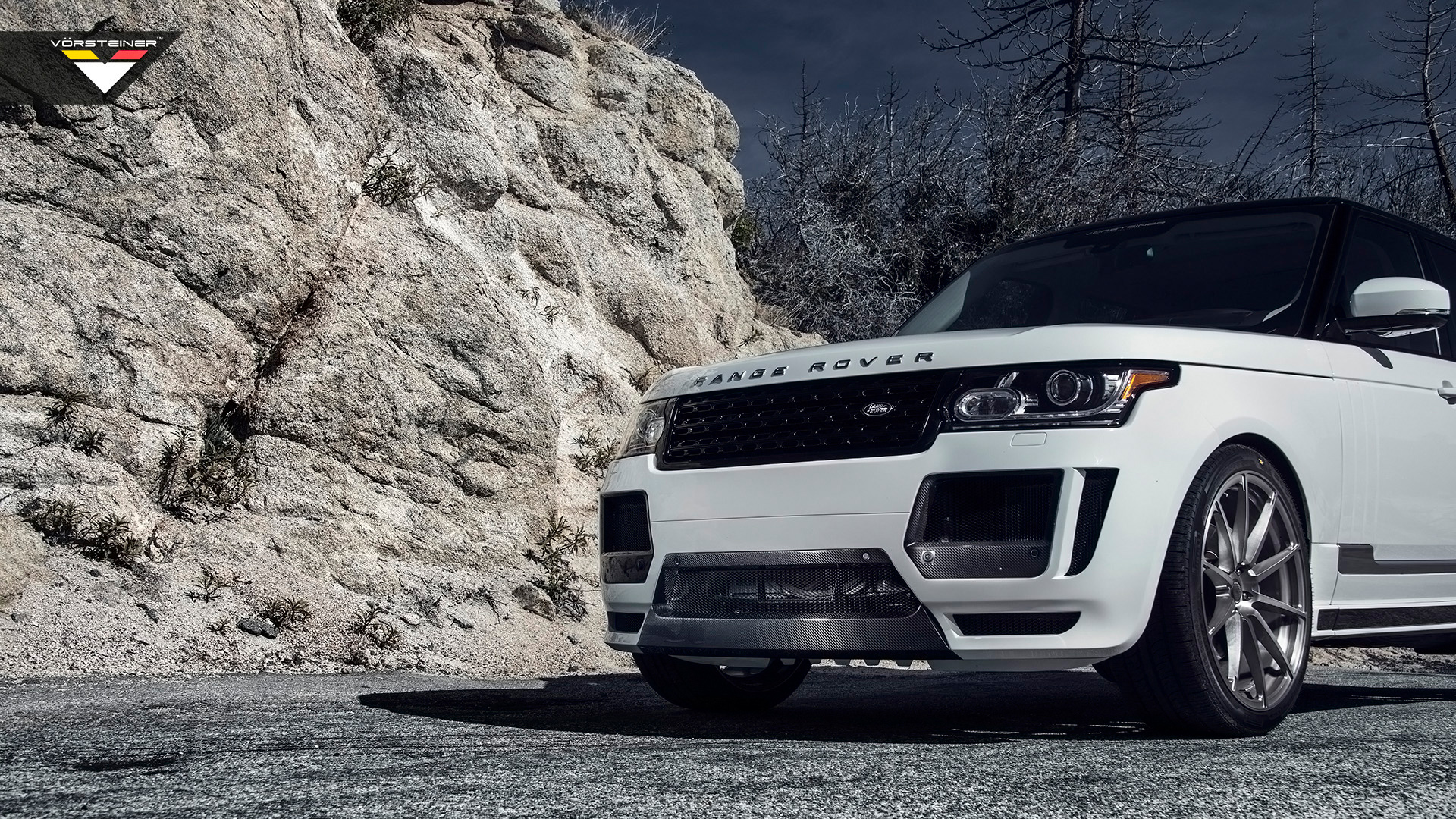 Download 2014 Vorsteiner Range Rover Veritas Wallpaper Hd Car