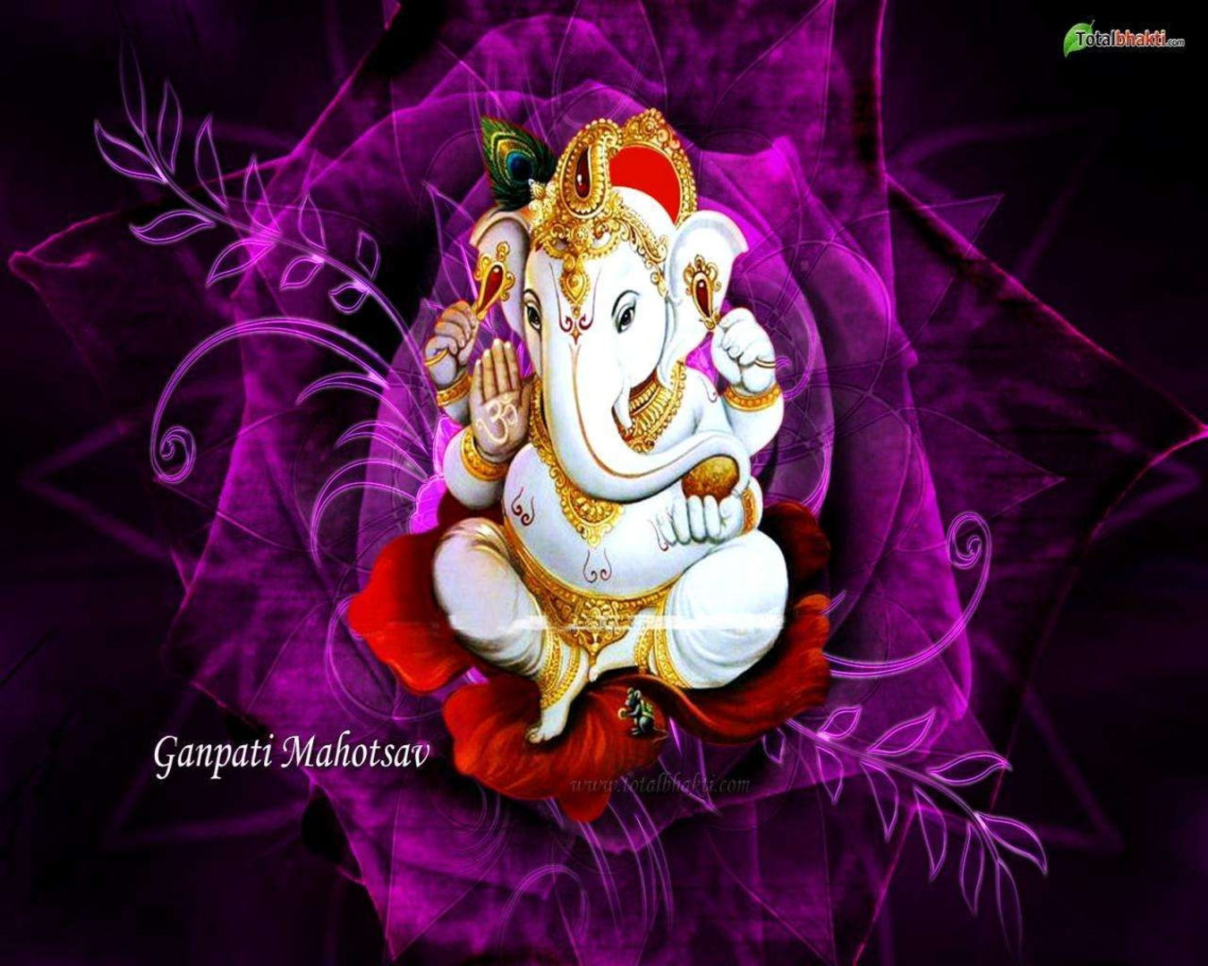 1920x1080 pixel Desktop Wallpapers Wallpapers God Ganesh Hindu Lord 1350x1080