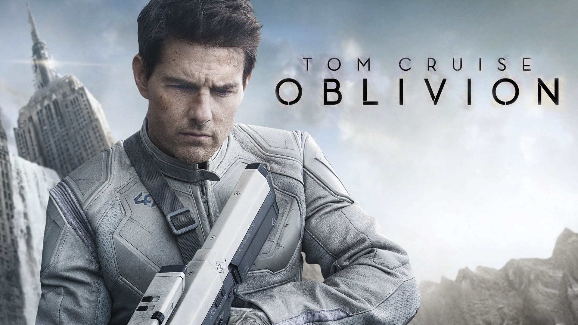 Oblivion Tom Cruise Wallpaper HD 7040343 1920x1080