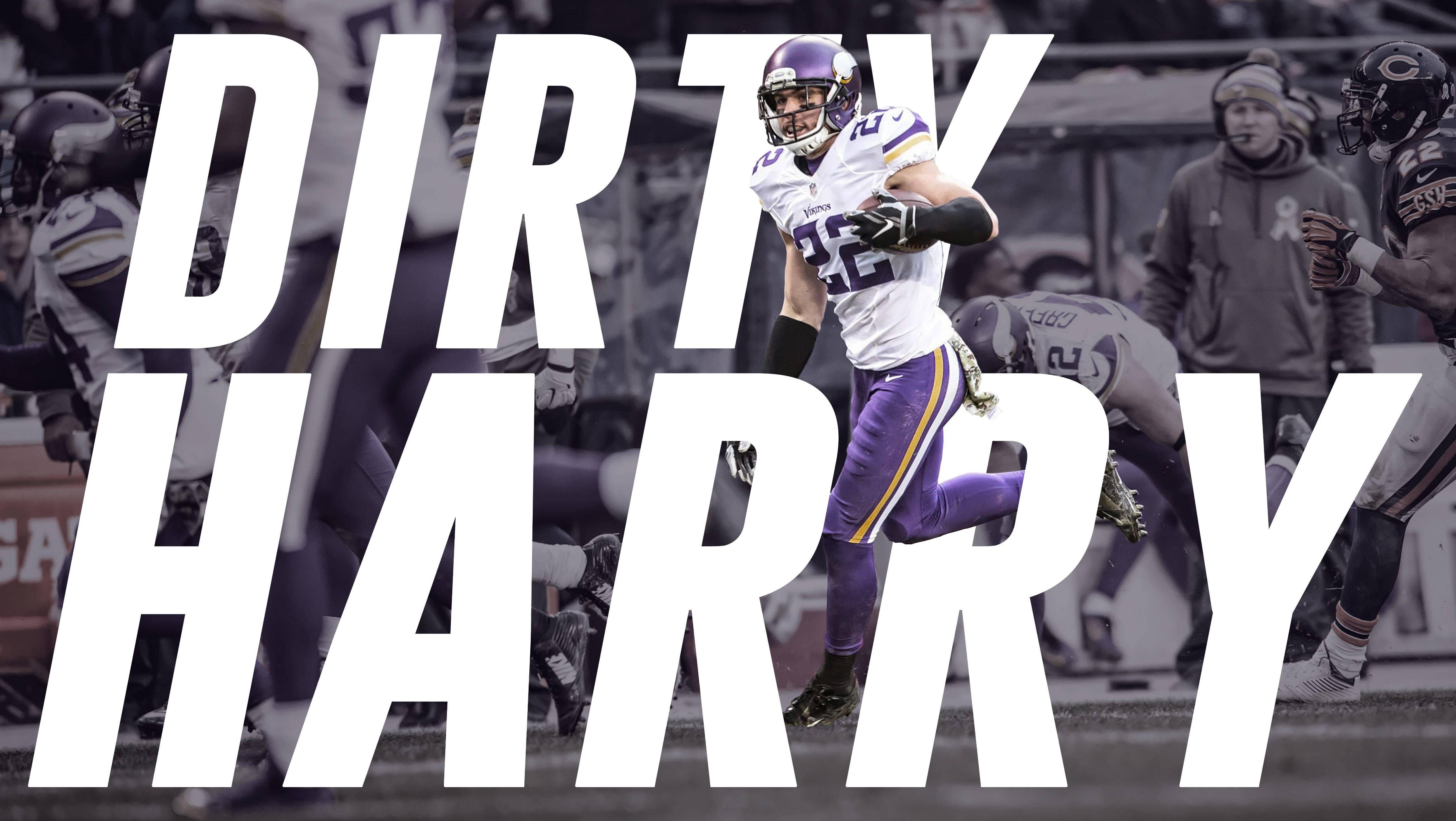 Just finished a new Harrison Smith wallpaper minnesotavikings 5212x2939