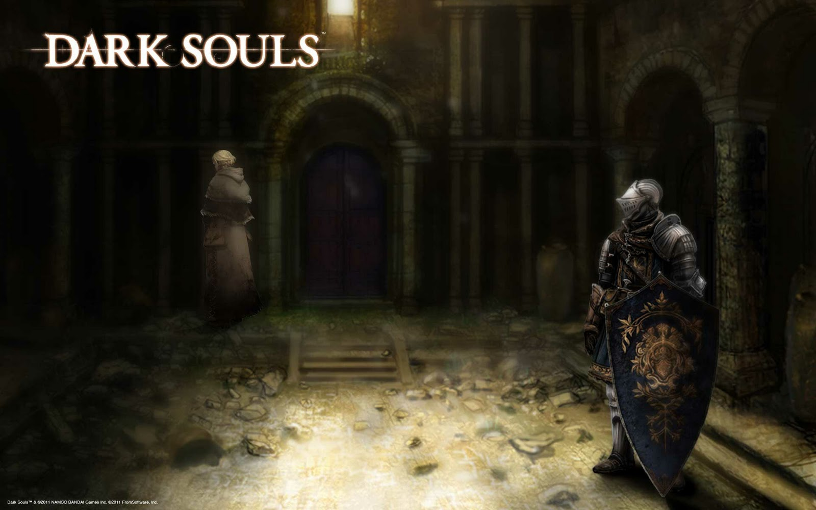 Wallpapers de Dark Souls HD DragonXoft 1600x1000
