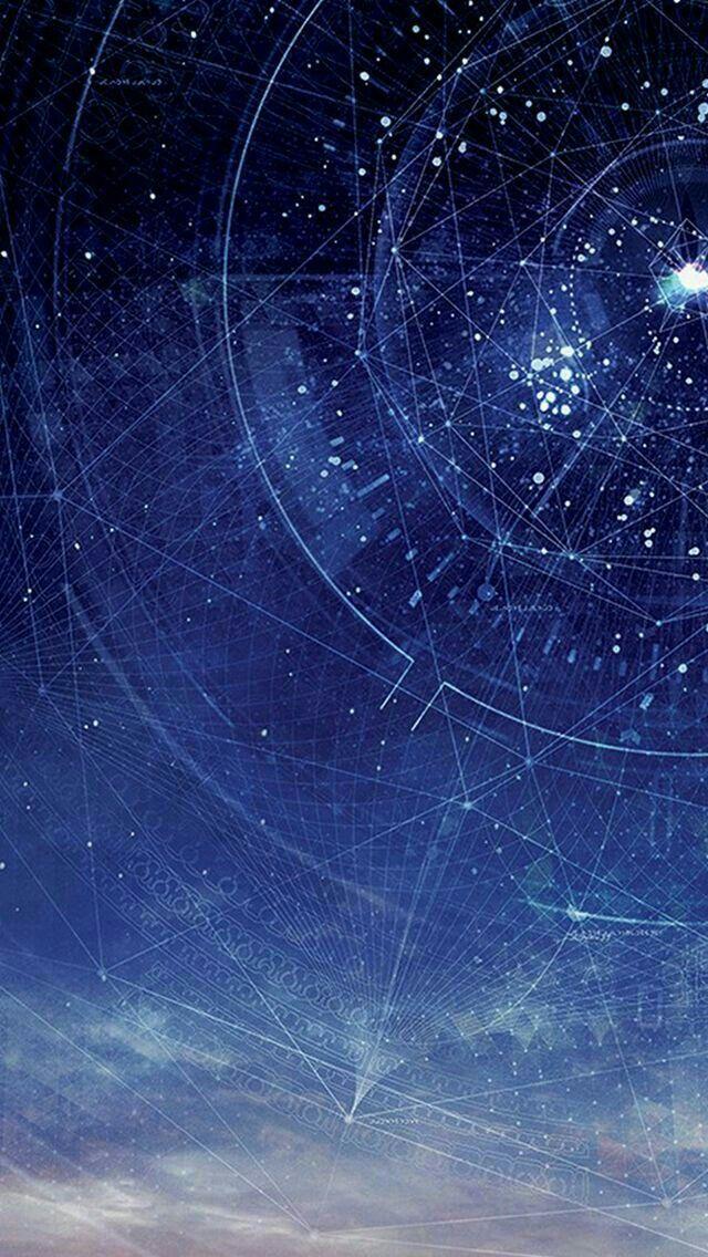 Celestial Seas Ishara in 2019 Galaxy wallpaper Illustration 640x1136