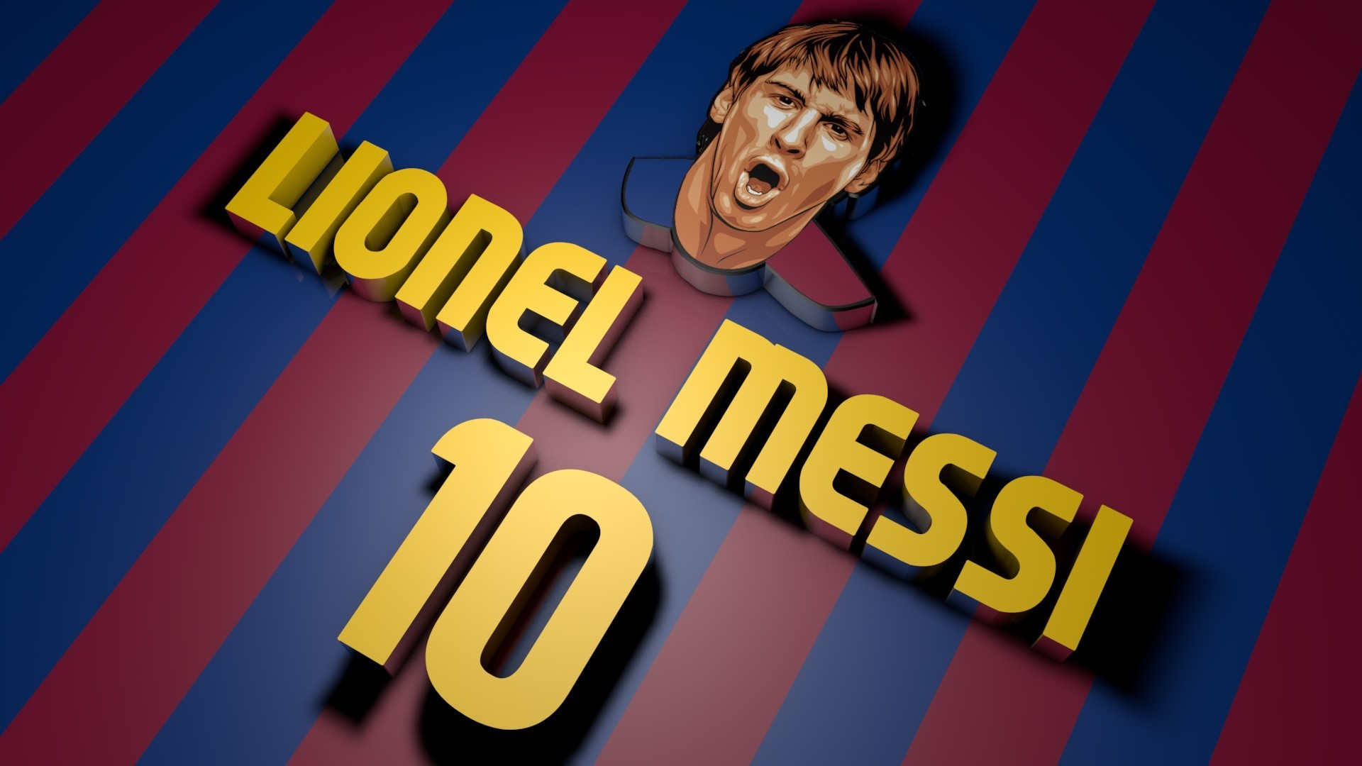Lionel Messi 10 HD Desktop Mobile Wallpaper Background   9walls 1920x1080