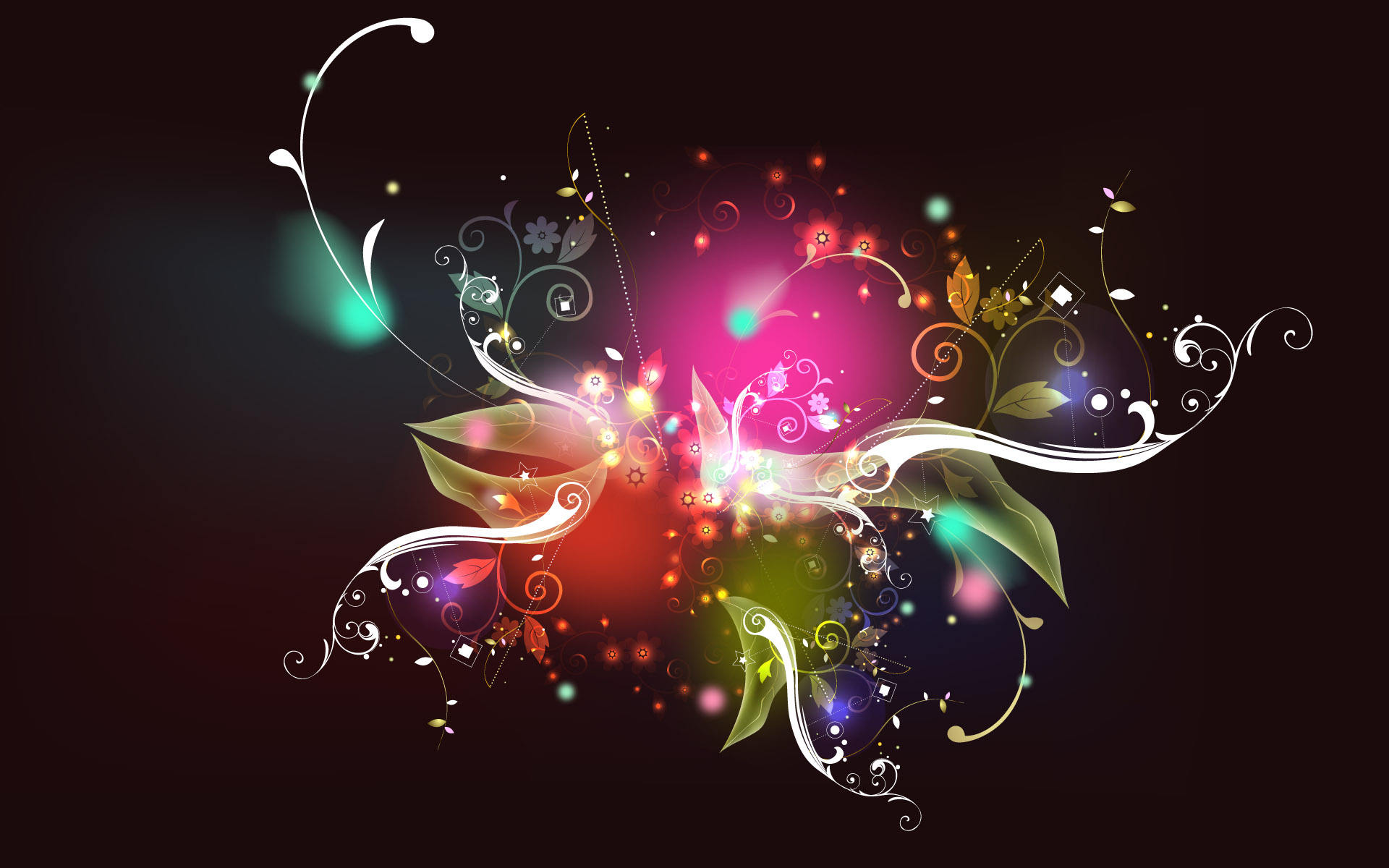 HD Download Pretty Colorful Wallpapers 1920x1200